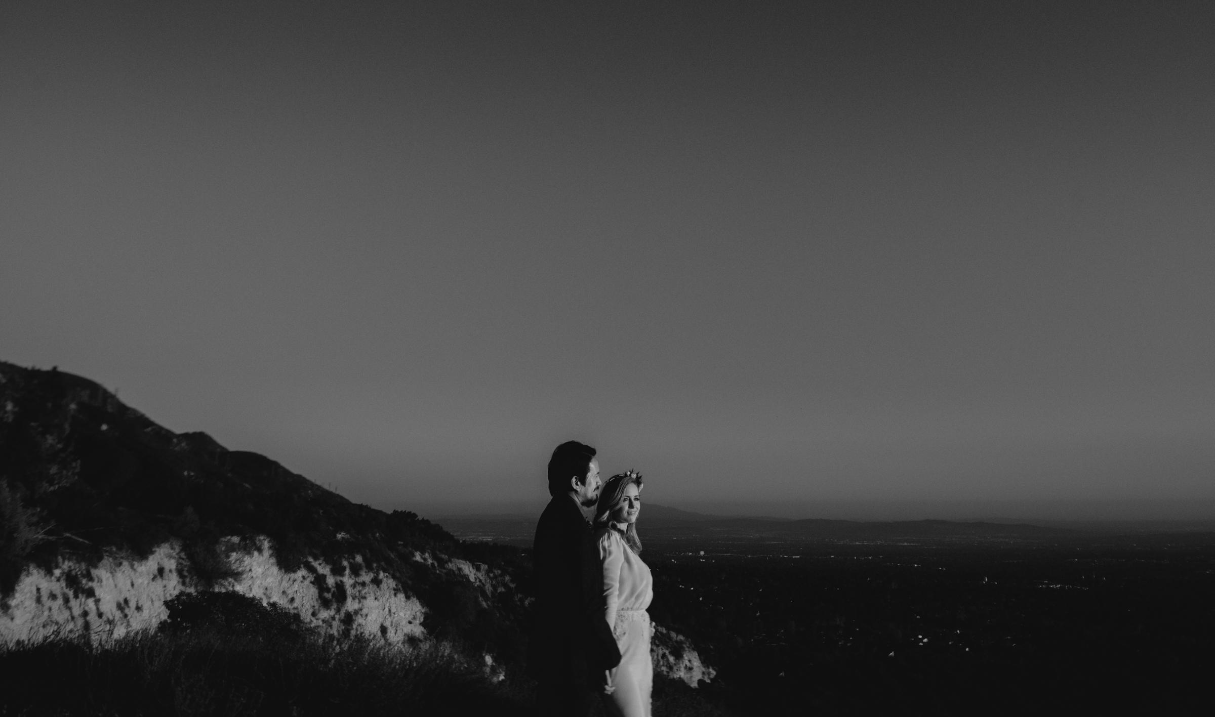 ©Isaiah + Taylor Photography - Intimate Elopement, Eaton Canyon, Los Angeles Wedding Photographer-74.jpg