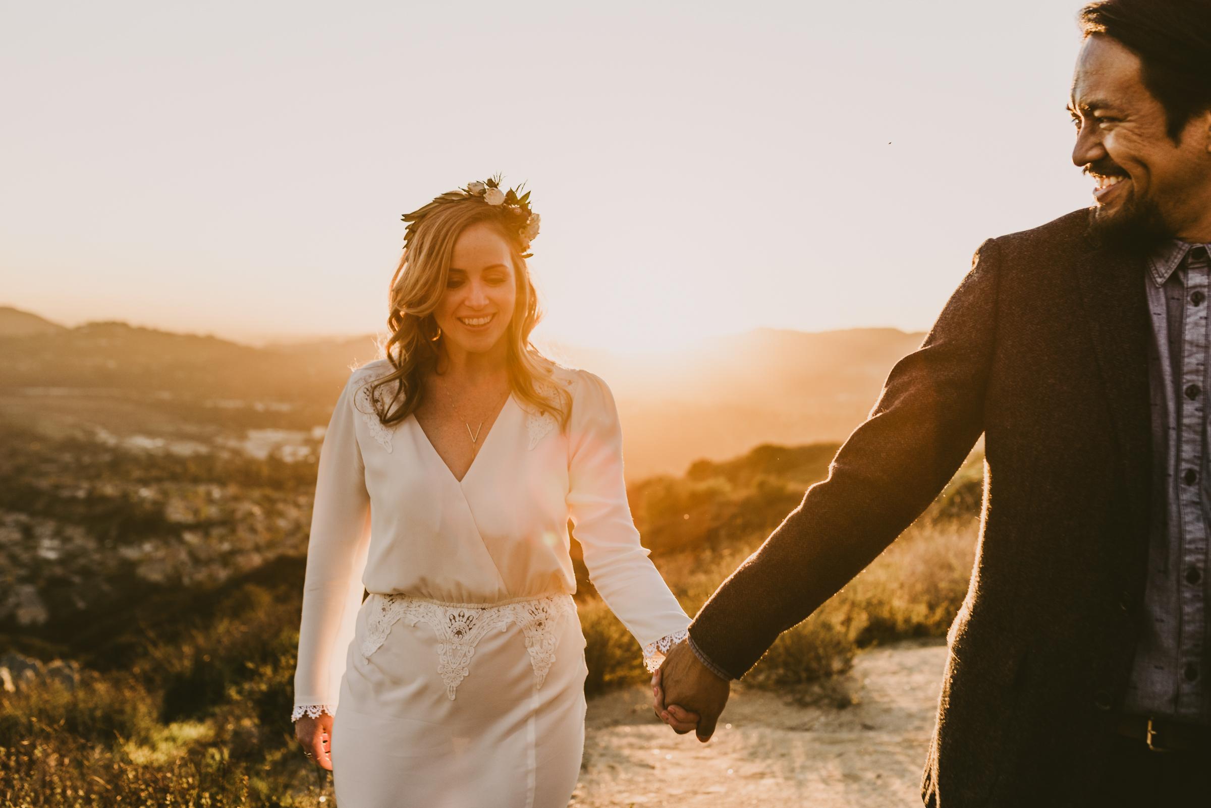 ©Isaiah + Taylor Photography - Intimate Elopement, Eaton Canyon, Los Angeles Wedding Photographer-85.jpg