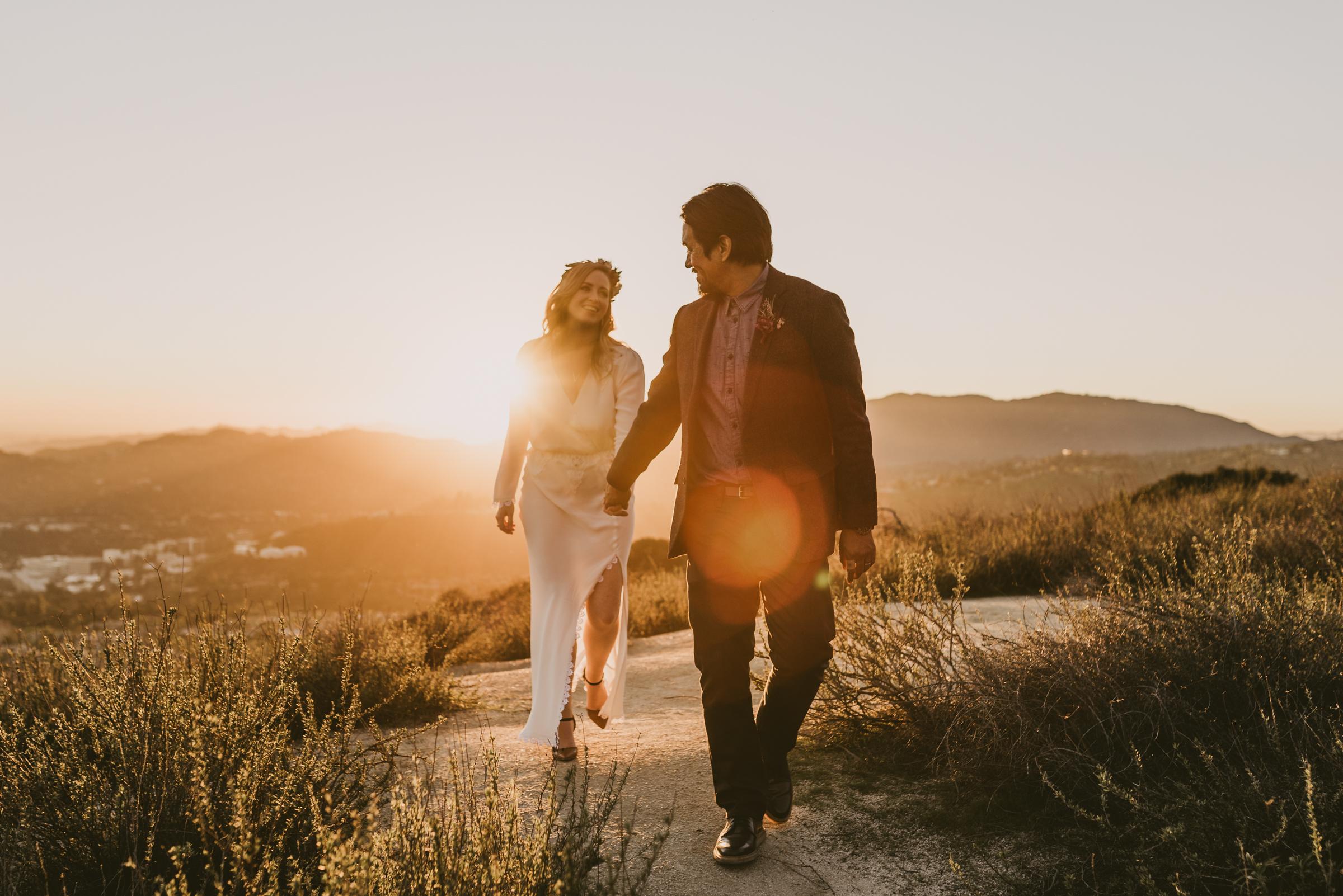 ©Isaiah + Taylor Photography - Intimate Elopement, Eaton Canyon, Los Angeles Wedding Photographer-86.jpg