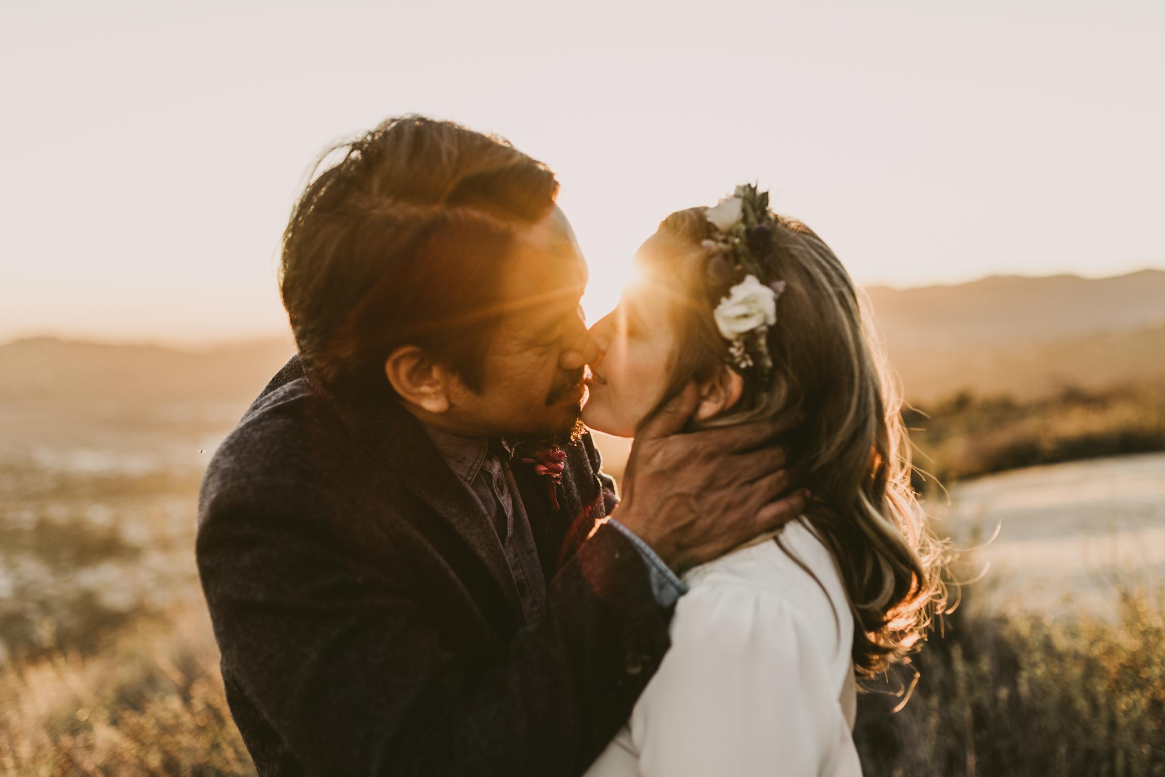 ©Isaiah + Taylor Photography - Intimate Elopement, Eaton Canyon, Los Angeles Wedding Photographer-89.jpg