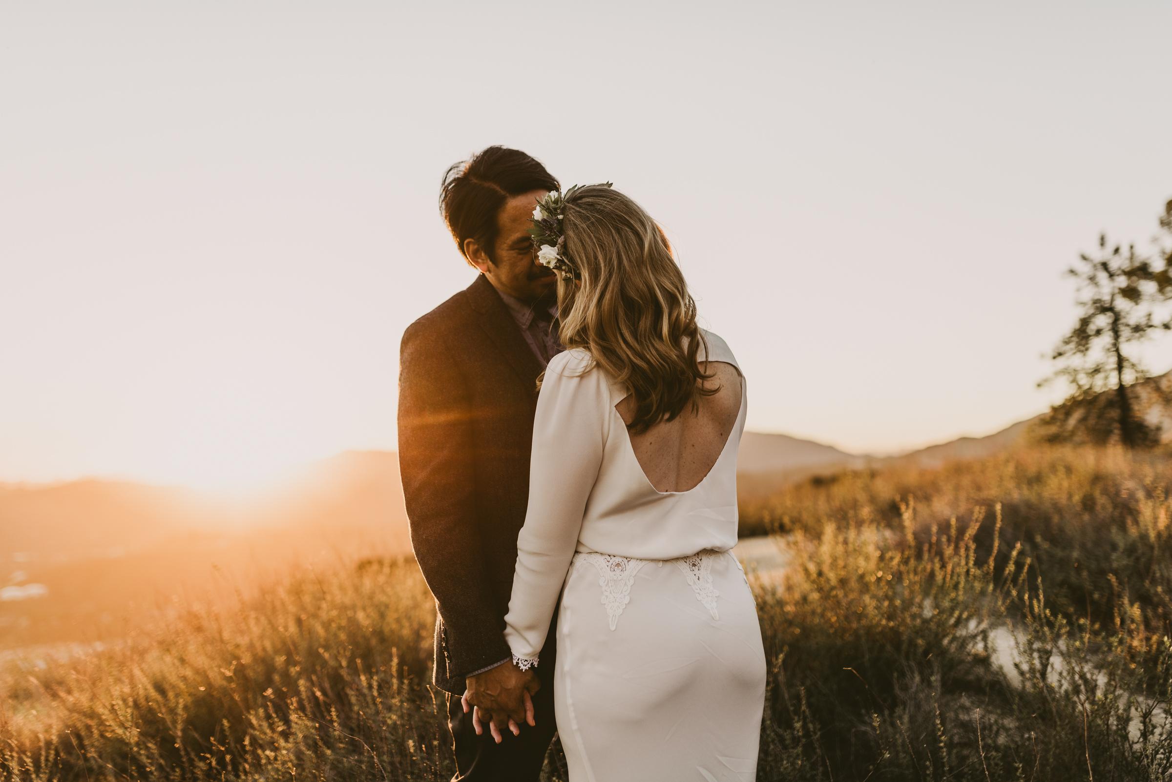 ©Isaiah + Taylor Photography - Intimate Elopement, Eaton Canyon, Los Angeles Wedding Photographer-91.jpg