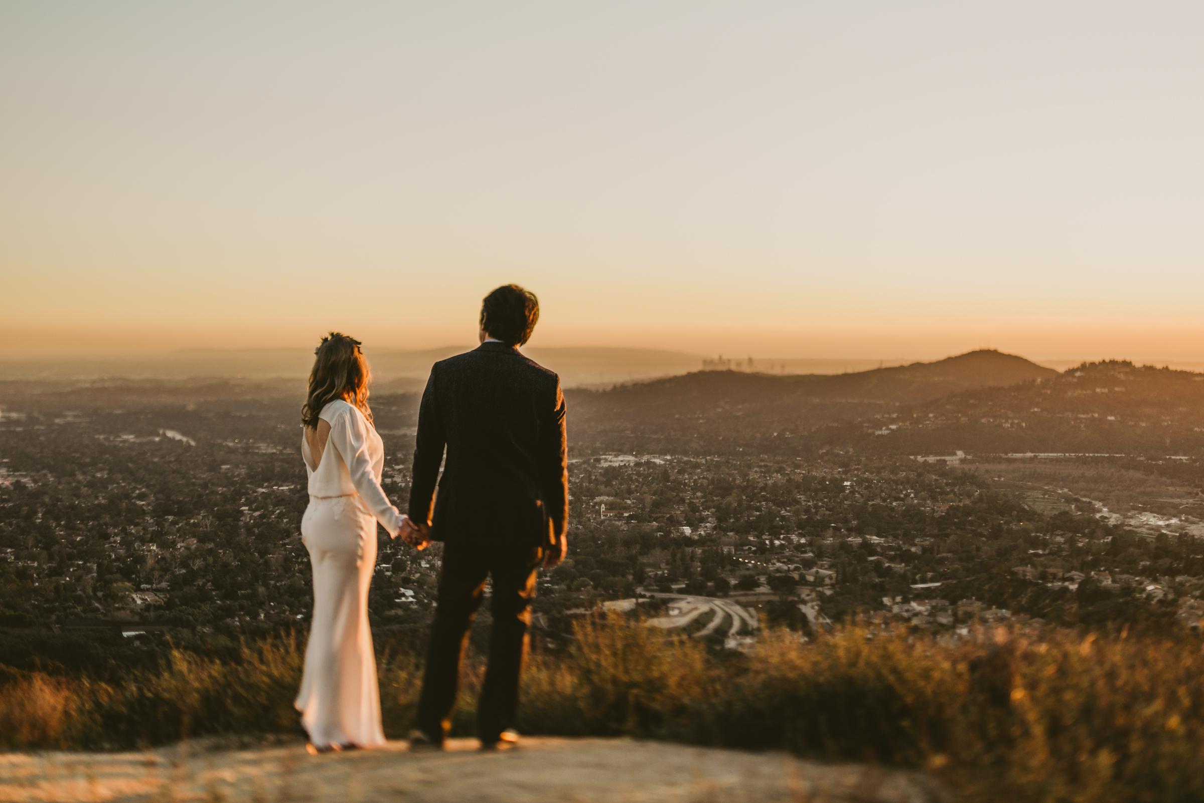 ©Isaiah + Taylor Photography - Intimate Elopement, Eaton Canyon, Los Angeles Wedding Photographer-92.jpg