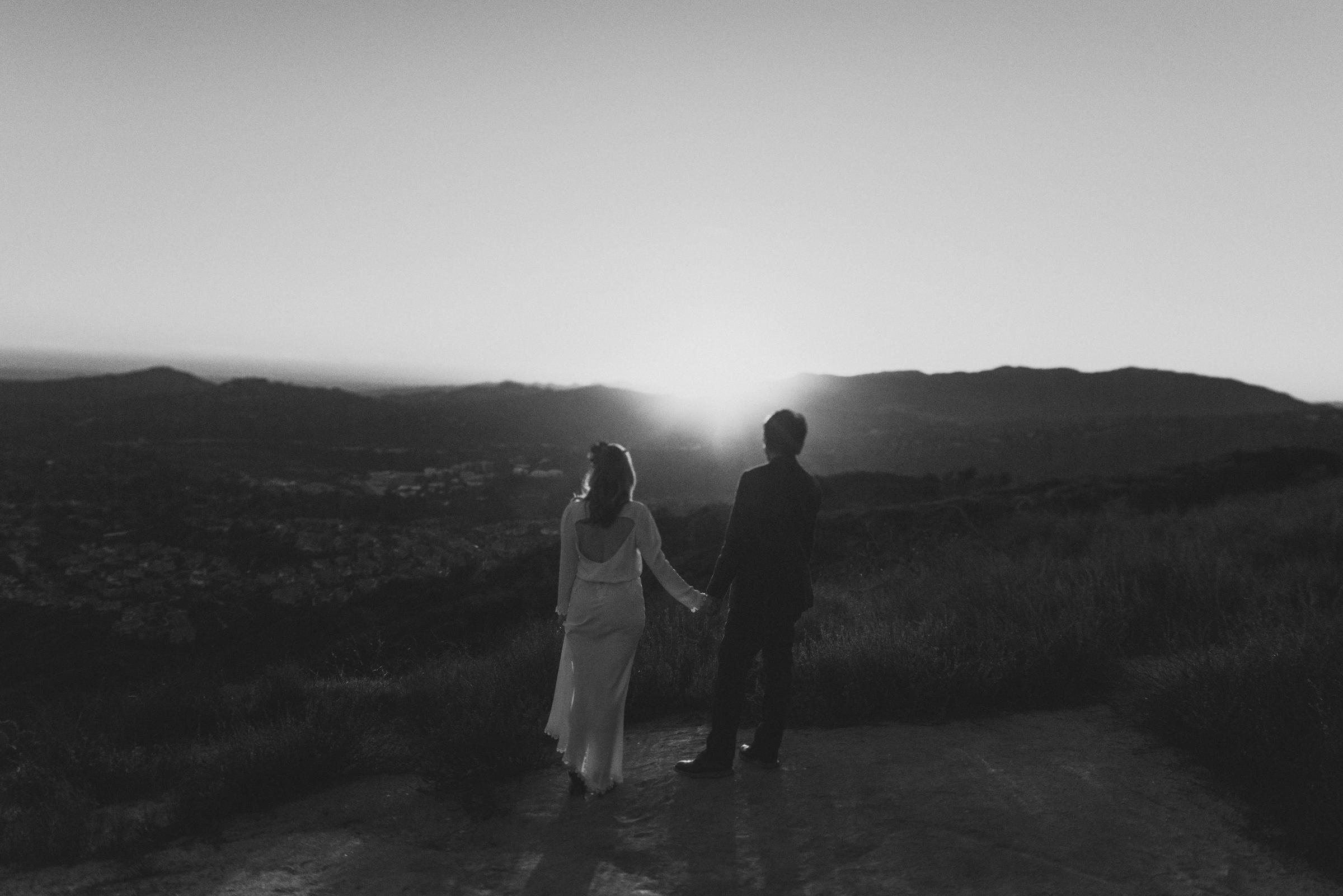 ©Isaiah + Taylor Photography - Intimate Elopement, Eaton Canyon, Los Angeles Wedding Photographer-94.jpg