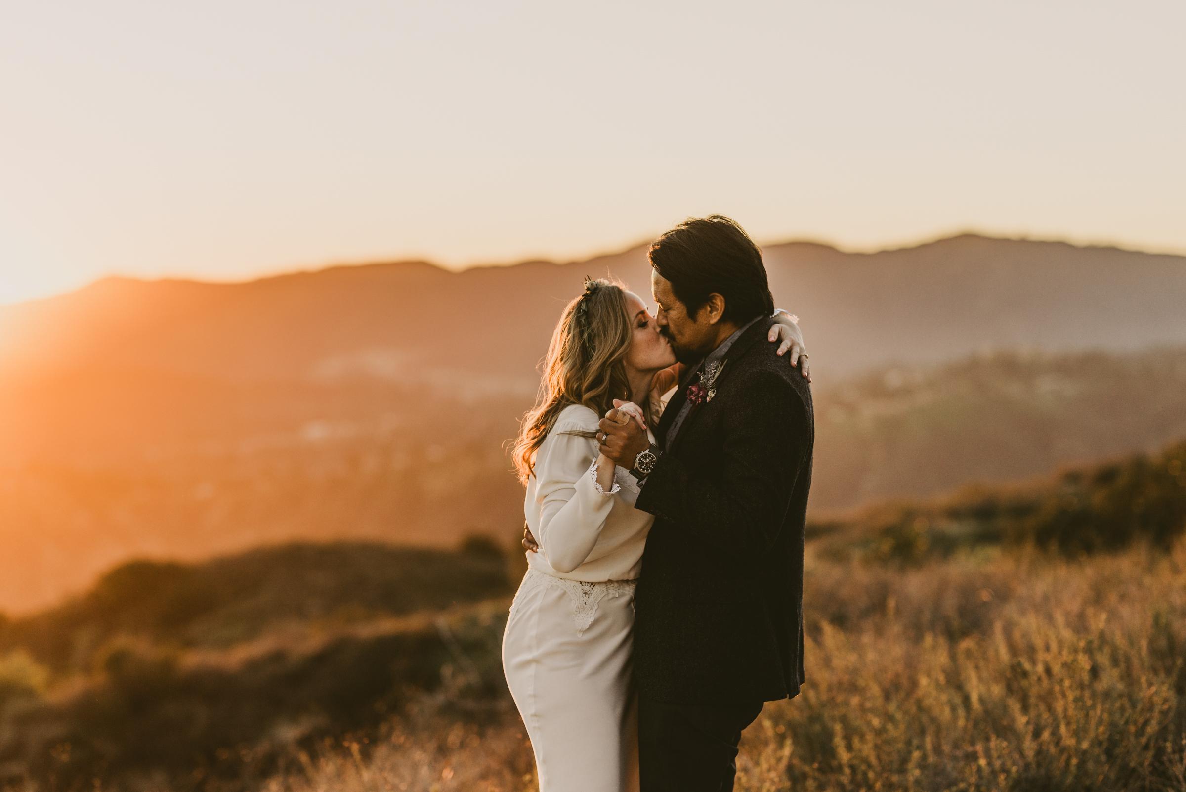 ©Isaiah + Taylor Photography - Intimate Elopement, Eaton Canyon, Los Angeles Wedding Photographer-95.jpg