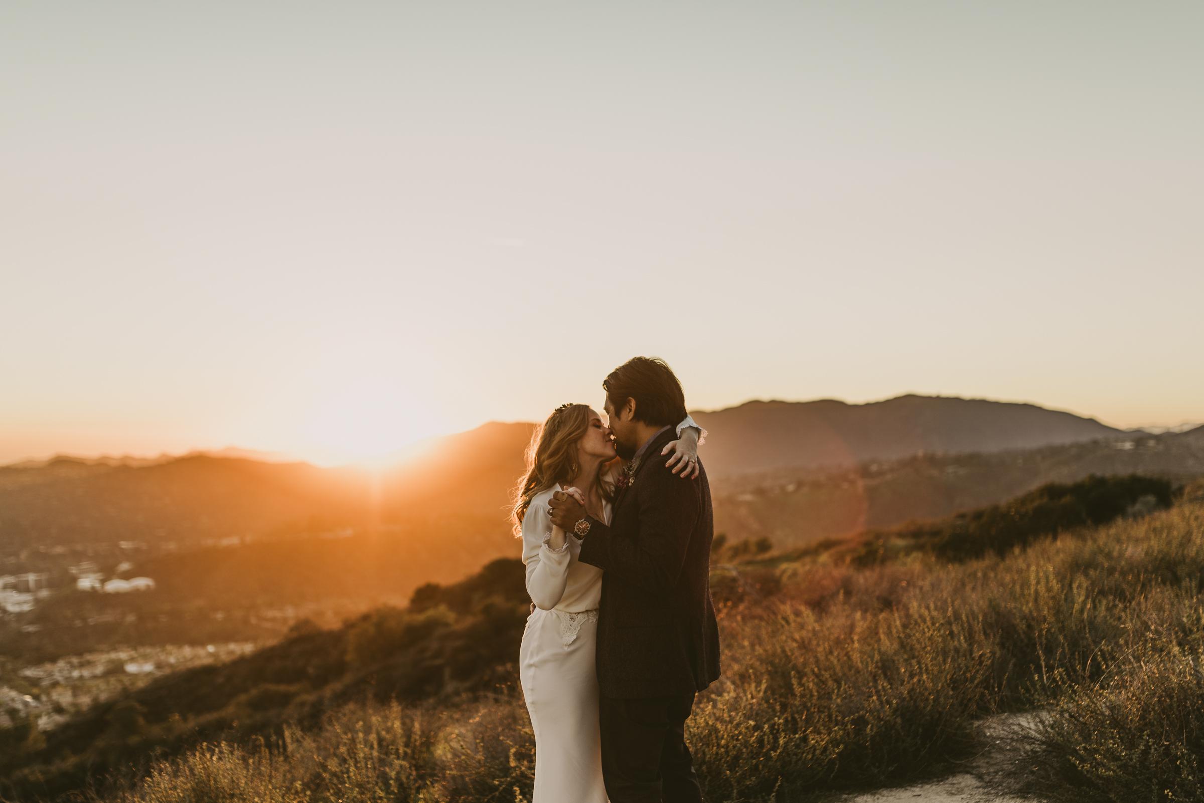 ©Isaiah + Taylor Photography - Intimate Elopement, Eaton Canyon, Los Angeles Wedding Photographer-96.jpg