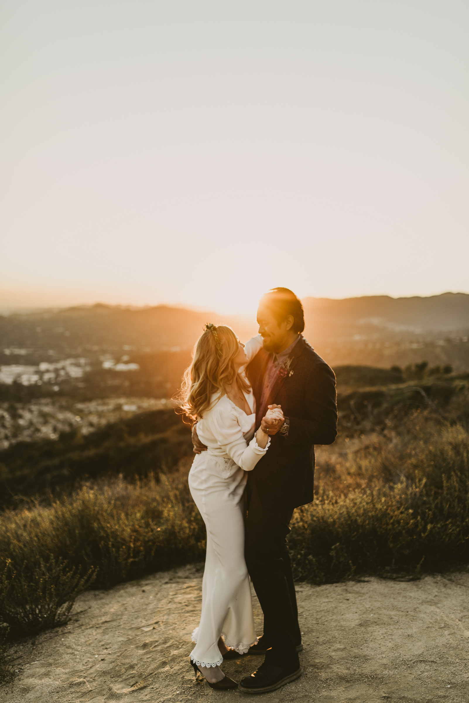 ©Isaiah + Taylor Photography - Intimate Elopement, Eaton Canyon, Los Angeles Wedding Photographer-99.jpg