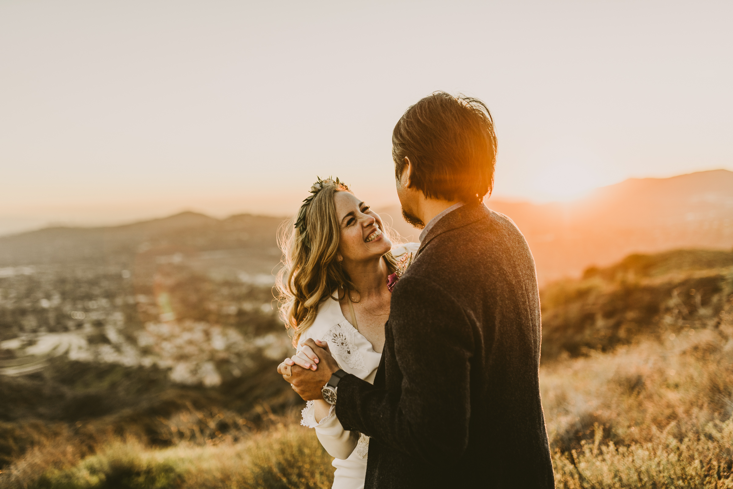 ©Isaiah + Taylor Photography - Intimate Elopement, Eaton Canyon, Los Angeles Wedding Photographer-100.jpg