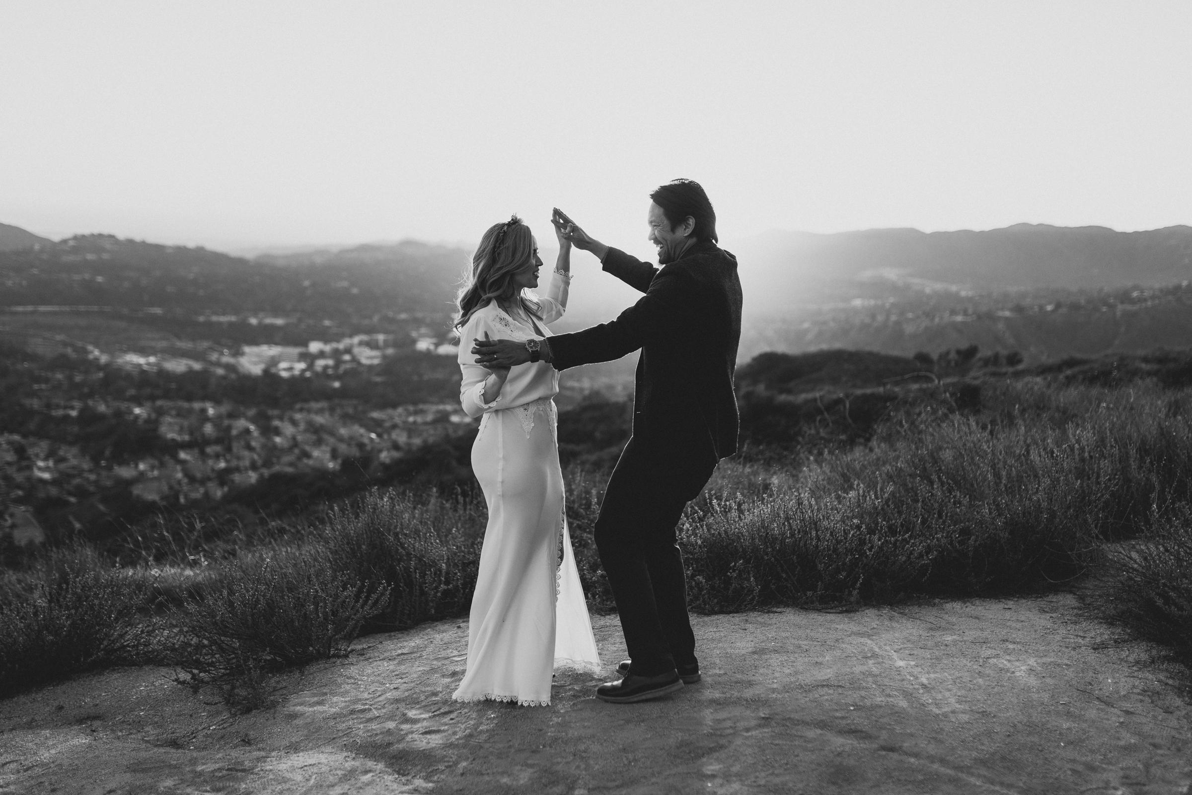 ©Isaiah + Taylor Photography - Intimate Elopement, Eaton Canyon, Los Angeles Wedding Photographer-101.jpg