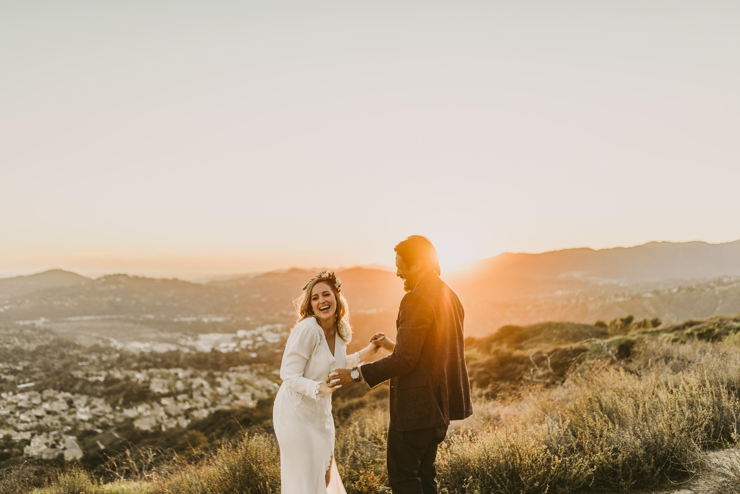 ©Isaiah + Taylor Photography - Intimate Elopement, Eaton Canyon, Los Angeles Wedding Photographer-102.jpg