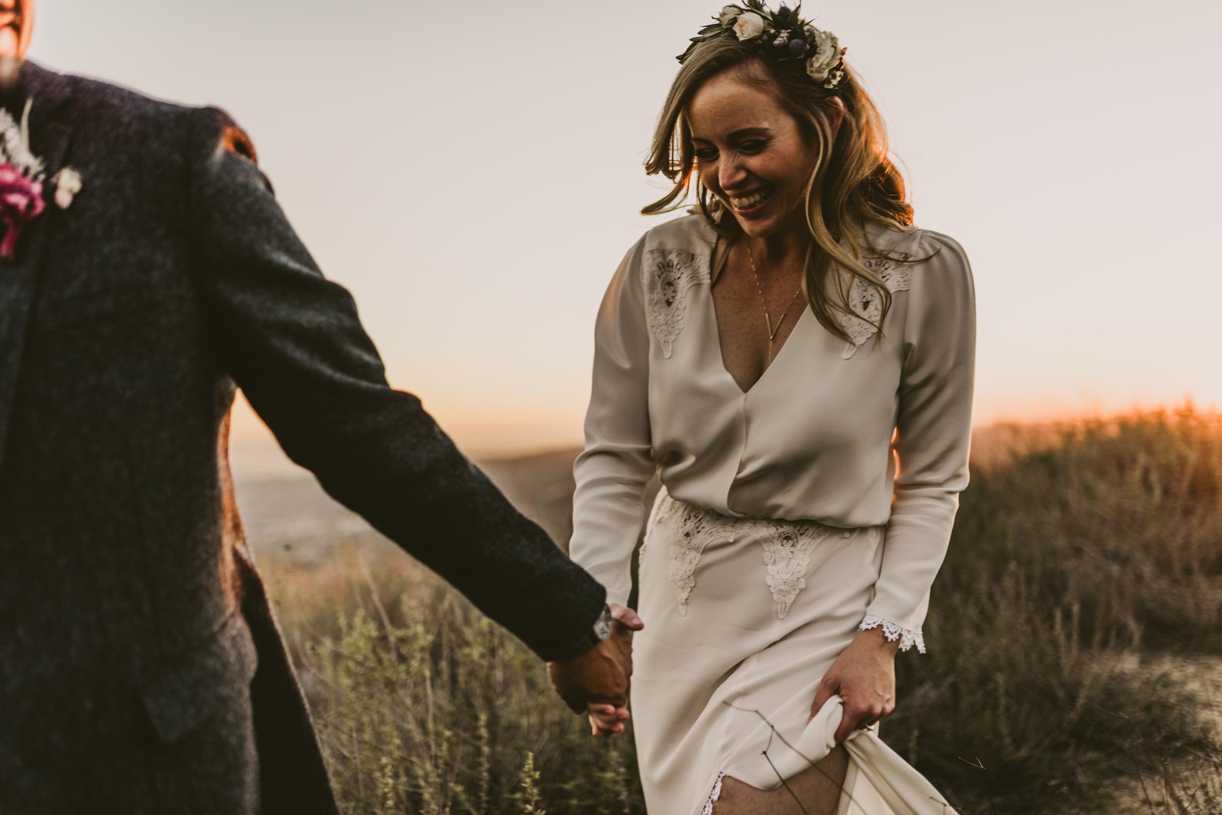 ©Isaiah + Taylor Photography - Intimate Elopement, Eaton Canyon, Los Angeles Wedding Photographer-108.jpg