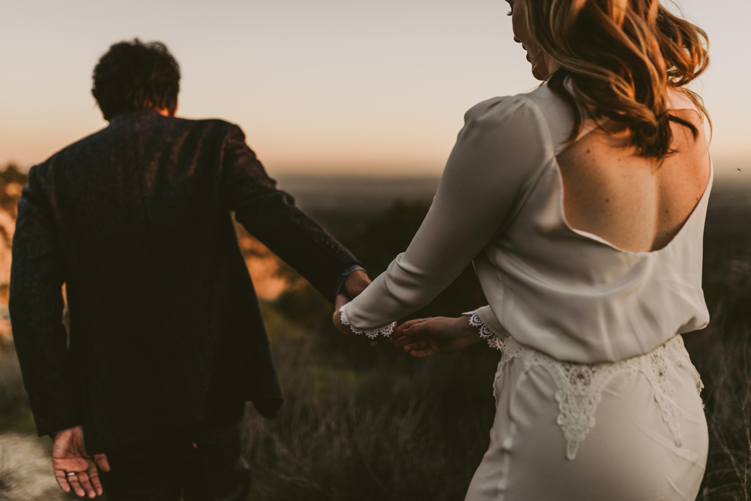 ©Isaiah + Taylor Photography - Intimate Elopement, Eaton Canyon, Los Angeles Wedding Photographer-109.jpg