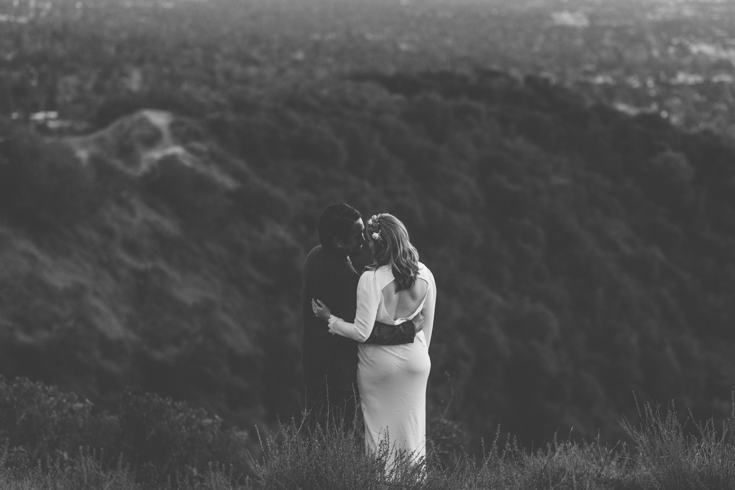 ©Isaiah + Taylor Photography - Intimate Elopement, Eaton Canyon, Los Angeles Wedding Photographer-115.jpg
