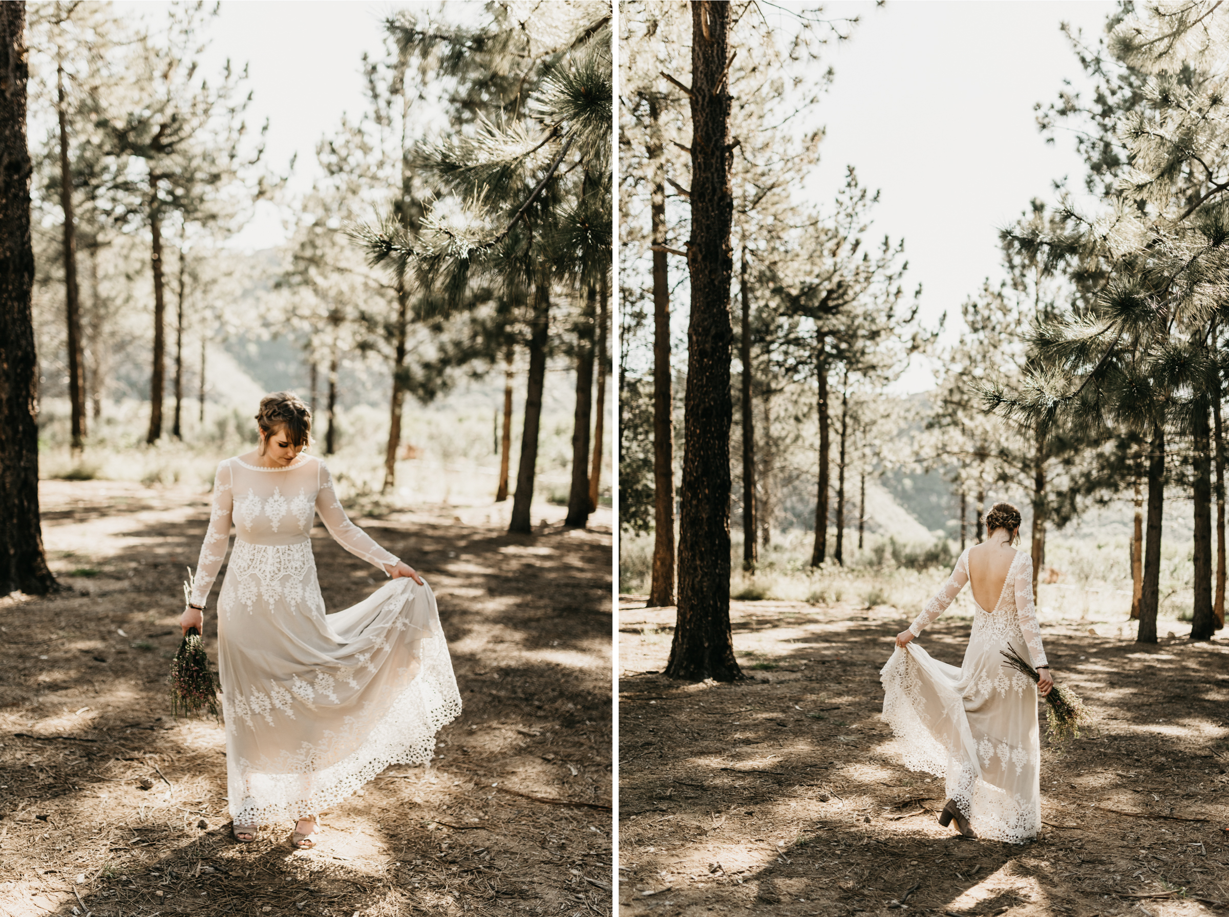 ©Isaiah + Taylor Photography - Los Angeles Wedding Photographers - Los Angeles Forest Wedding -7.jpg