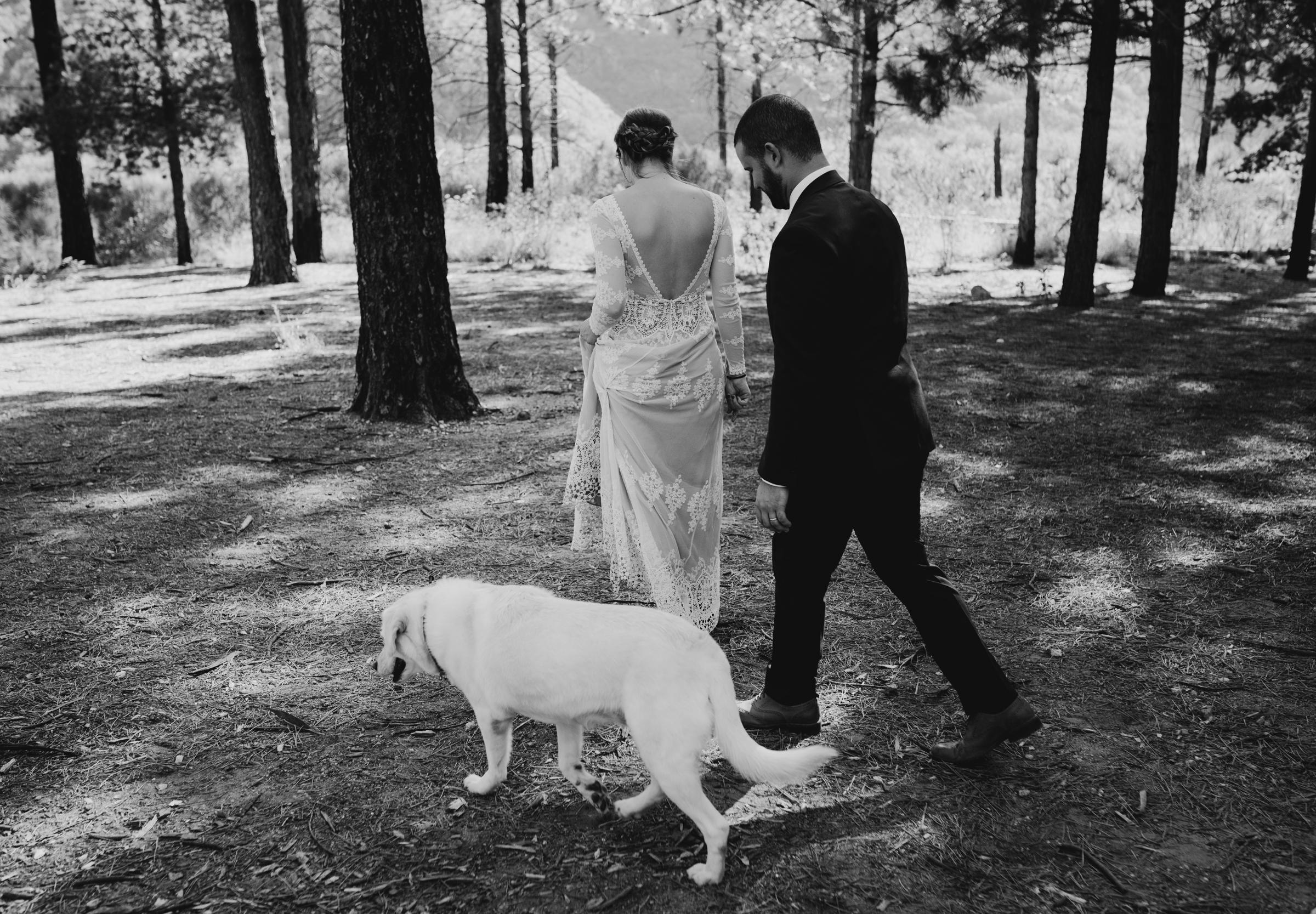 ©Isaiah + Taylor Photography - Los Angeles Wedding Photographers - Los Angeles Forest Wedding -14.jpg