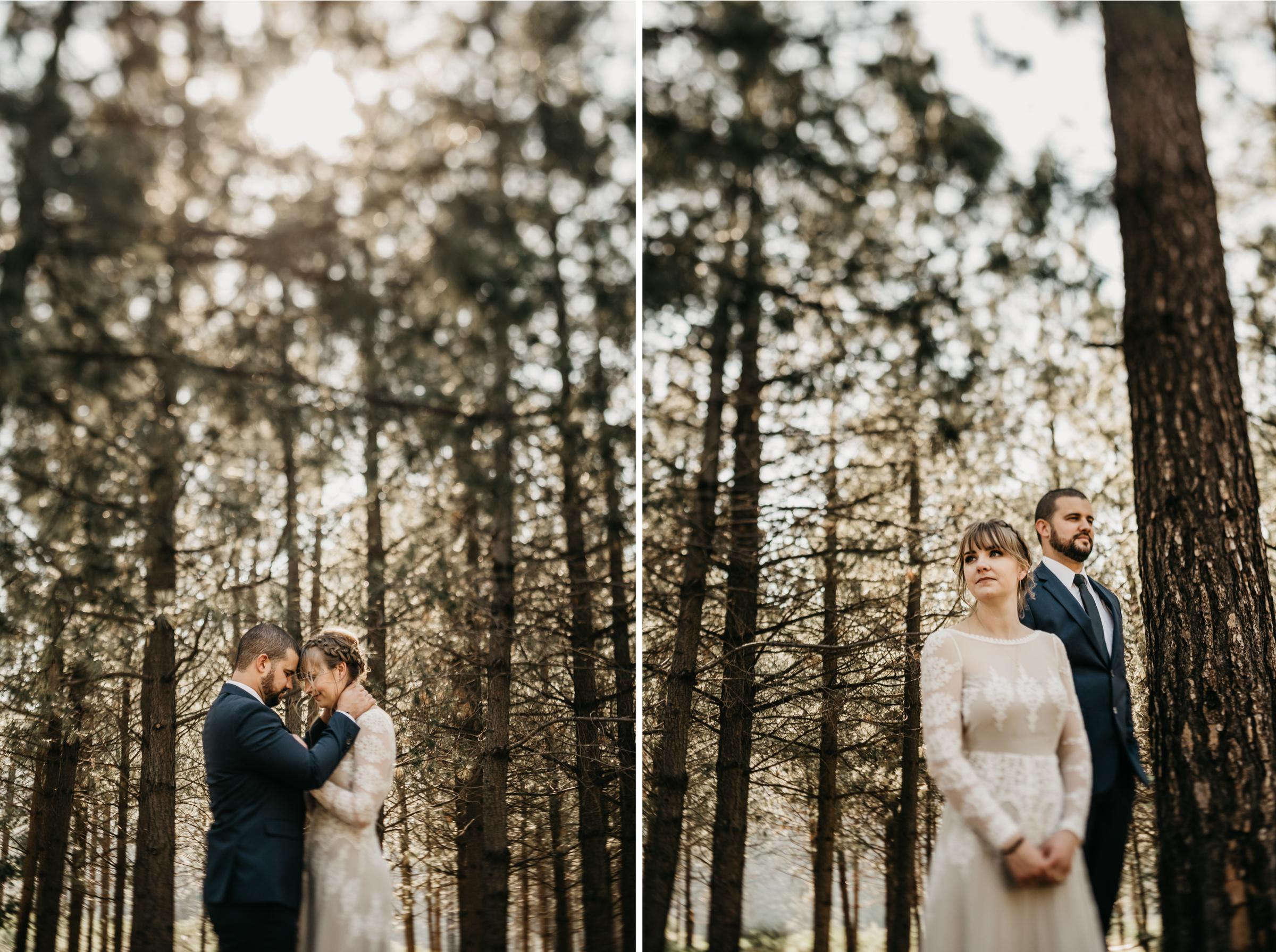 ©Isaiah + Taylor Photography - Los Angeles Wedding Photographers - Los Angeles Forest Wedding -13.jpg