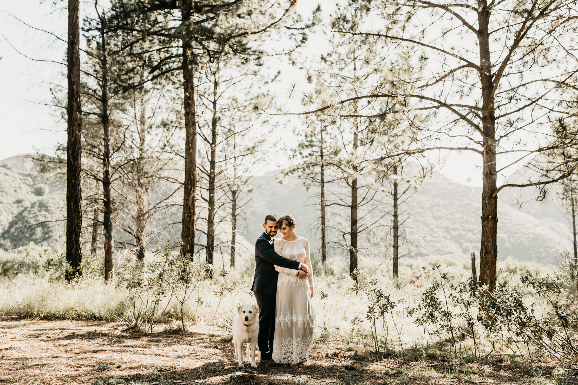 ©Isaiah + Taylor Photography - Los Angeles Wedding Photographers - Los Angeles Forest Wedding -15.jpg