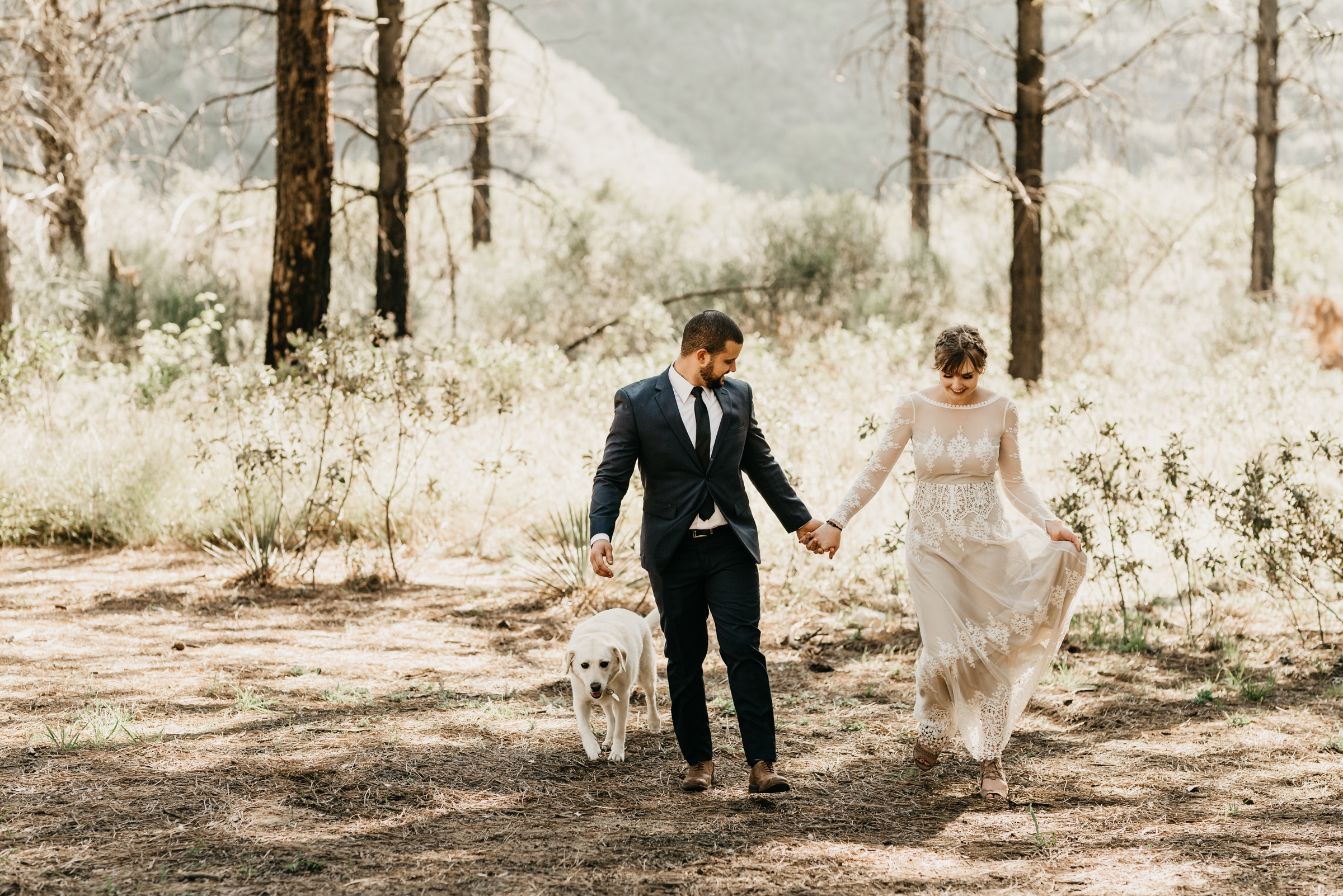 ©Isaiah + Taylor Photography - Los Angeles Wedding Photographers - Los Angeles Forest Wedding -17.jpg