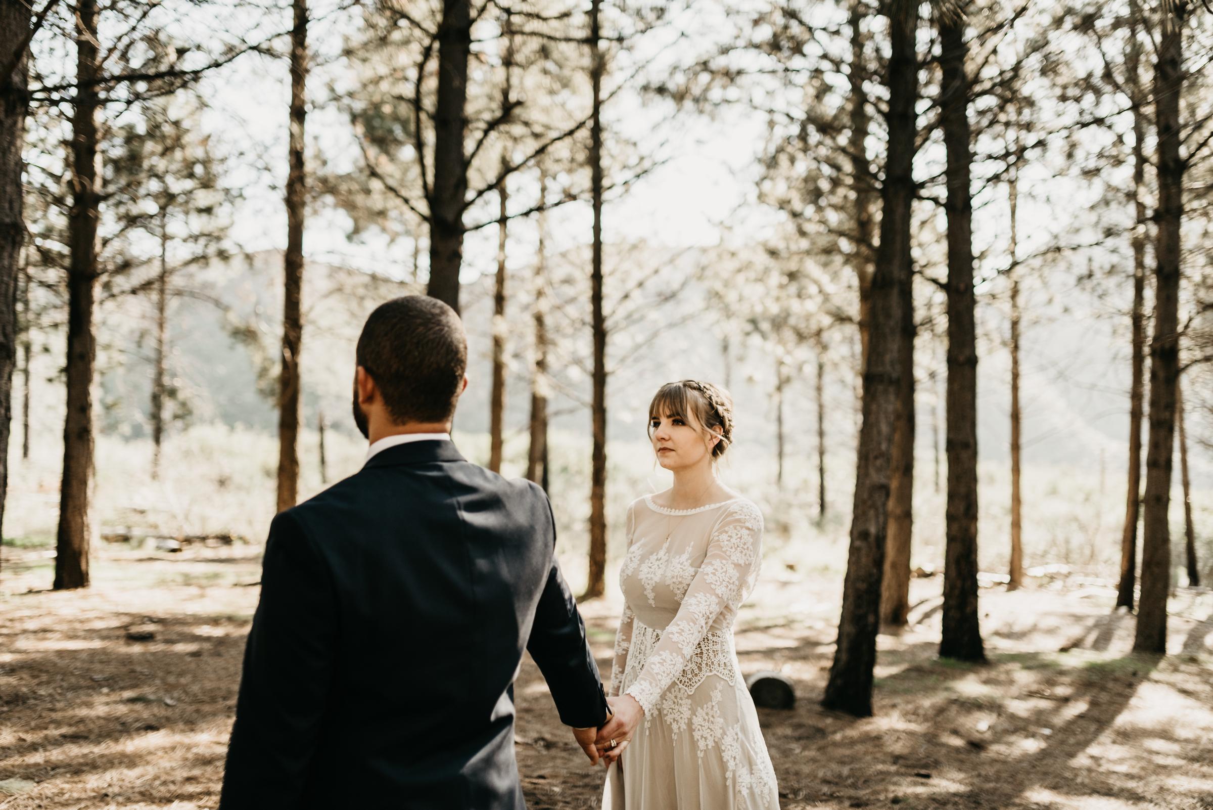 ©Isaiah + Taylor Photography - Los Angeles Wedding Photographers - Los Angeles Forest Wedding -25.jpg