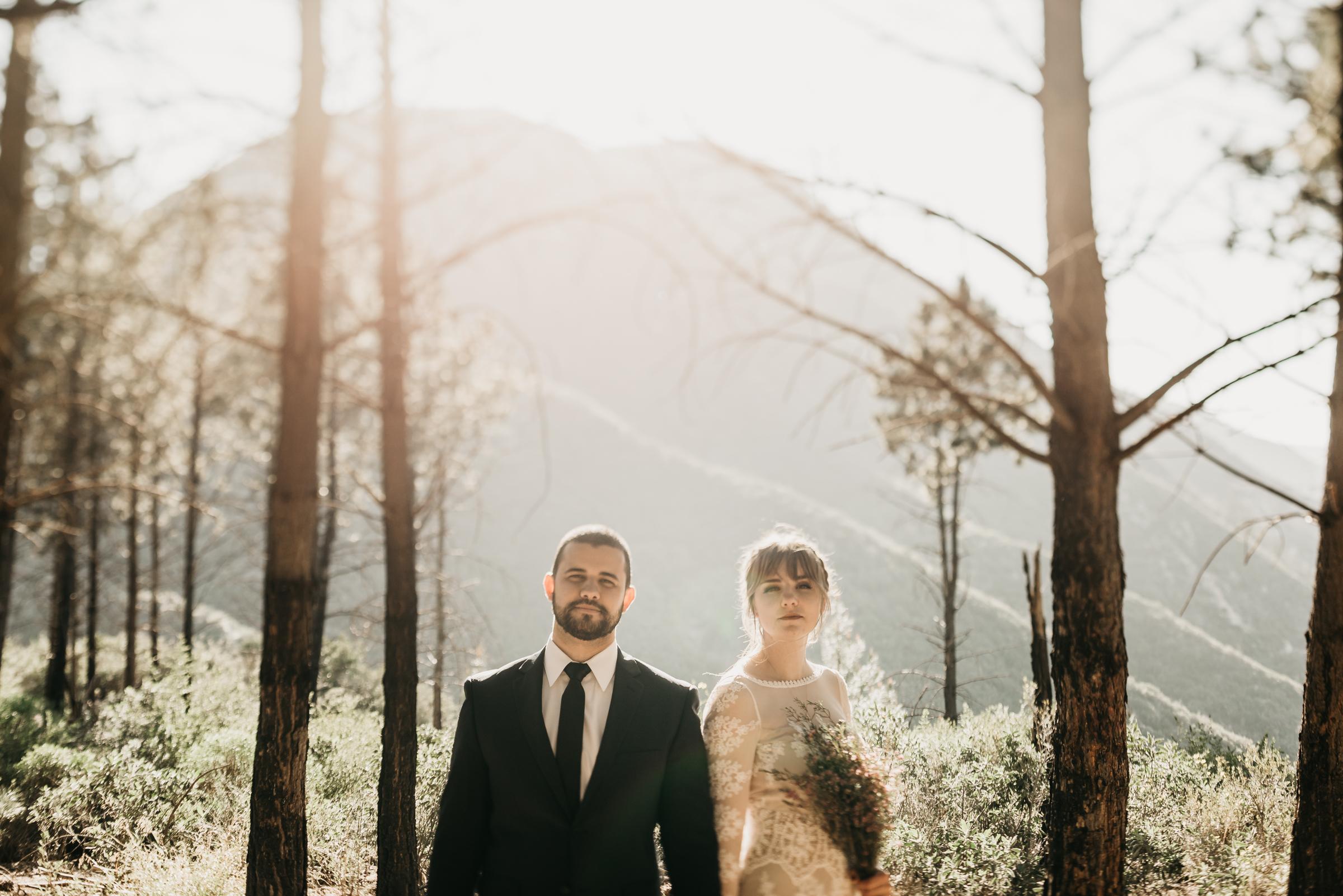 ©Isaiah + Taylor Photography - Los Angeles Wedding Photographers - Los Angeles Forest Wedding -35.jpg