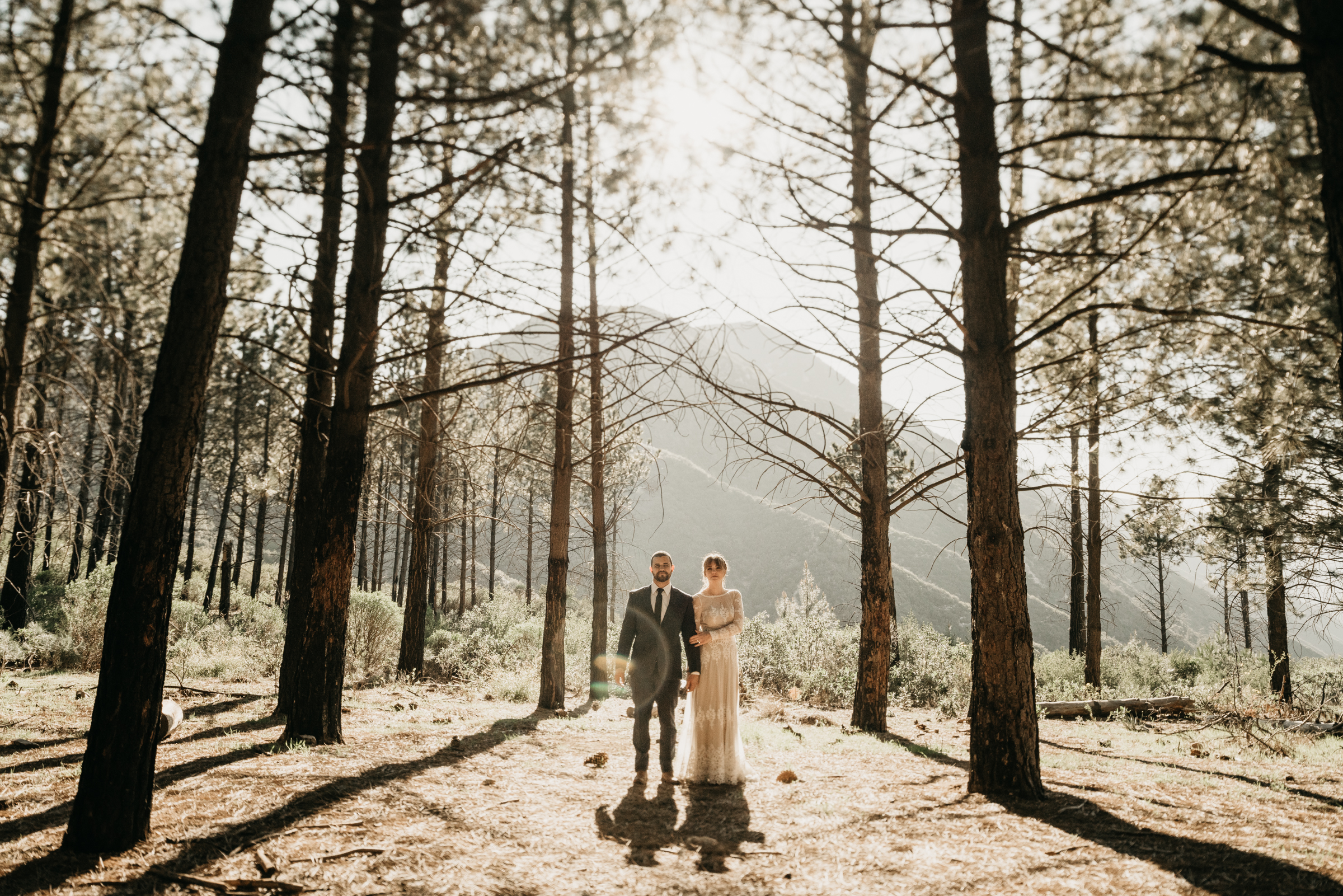 ©Isaiah + Taylor Photography - Los Angeles Wedding Photographers - Los Angeles Forest Wedding -36.jpg