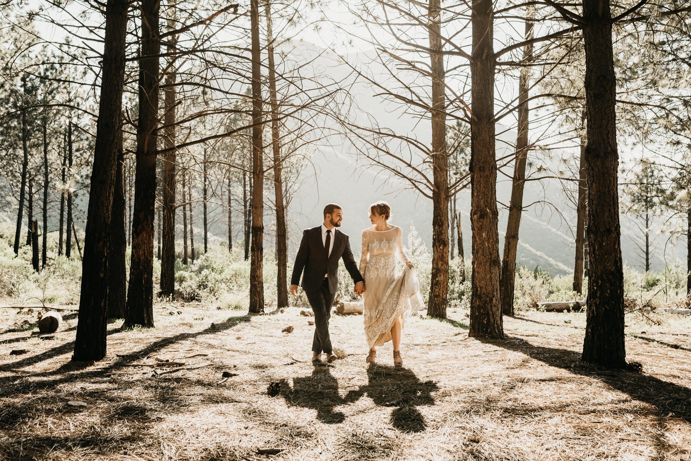 ©Isaiah + Taylor Photography - Los Angeles Wedding Photographers - Los Angeles Forest Wedding -40.jpg
