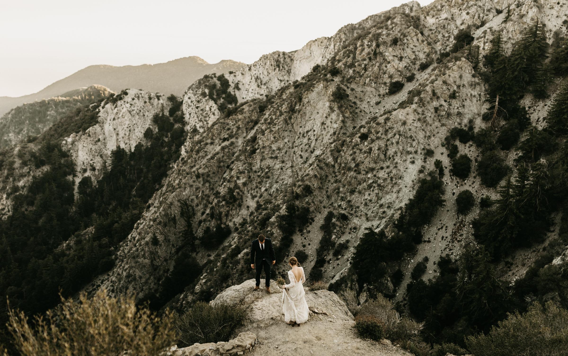 ©Isaiah + Taylor Photography - Los Angeles Wedding Photographers - Los Angeles Forest Wedding -57.jpg
