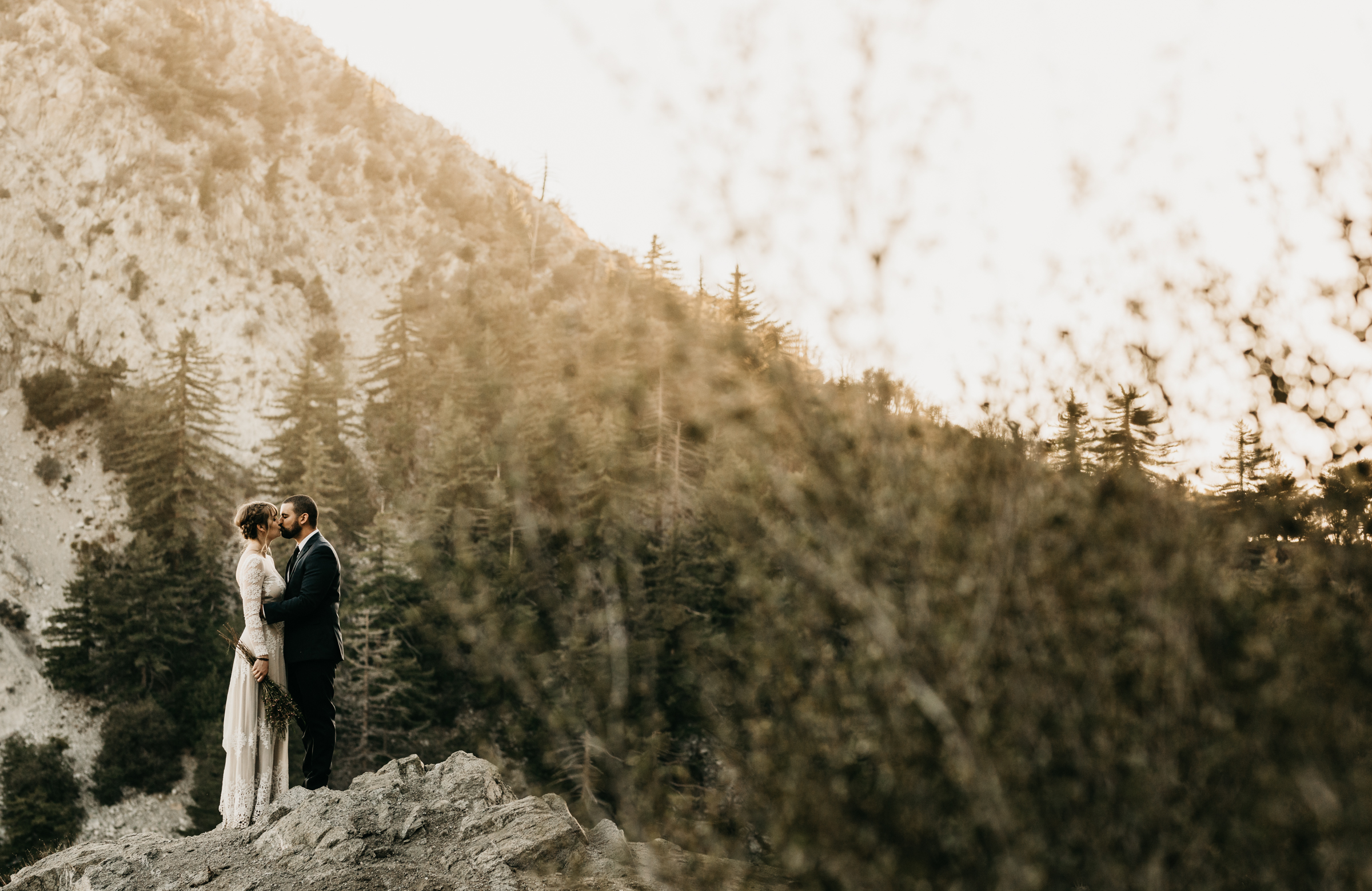 ©Isaiah + Taylor Photography - Los Angeles Wedding Photographers - Los Angeles Forest Wedding -69.jpg