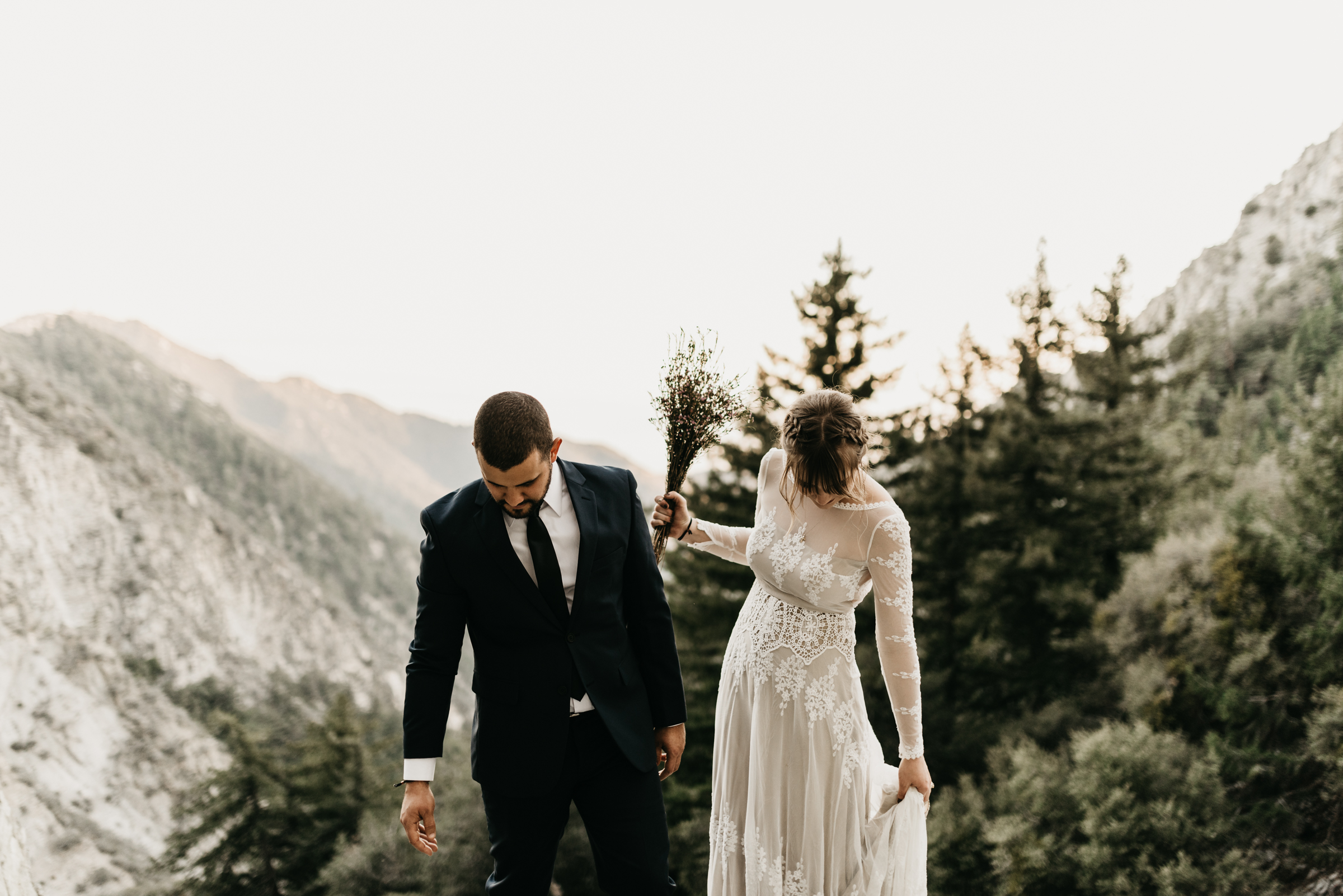 ©Isaiah + Taylor Photography - Los Angeles Wedding Photographers - Los Angeles Forest Wedding -86.jpg