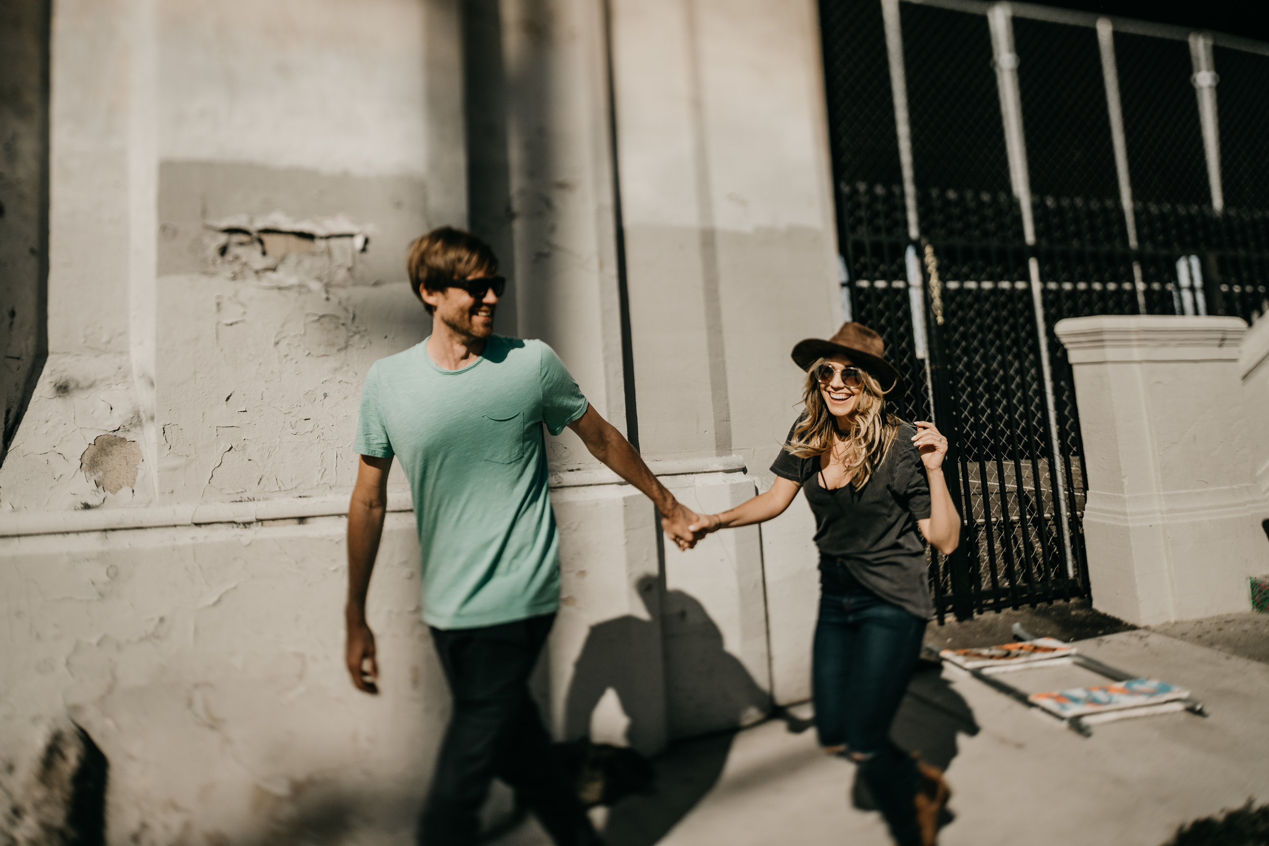 © Isaiah + Taylor Photography -Downtown Los Angeles Arts District Laid-back engagement session - Los Angeles Wedding Photographer-001.jpg