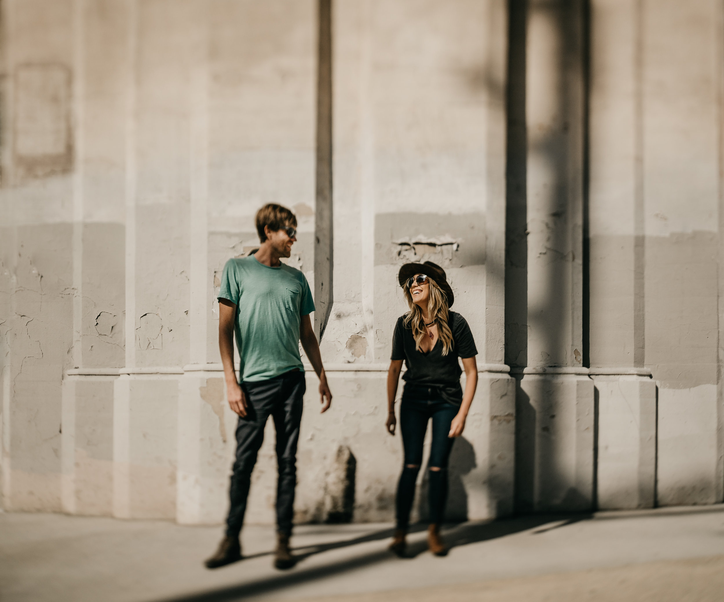 © Isaiah + Taylor Photography -Downtown Los Angeles Arts District Laid-back engagement session - Los Angeles Wedding Photographer-003.jpg