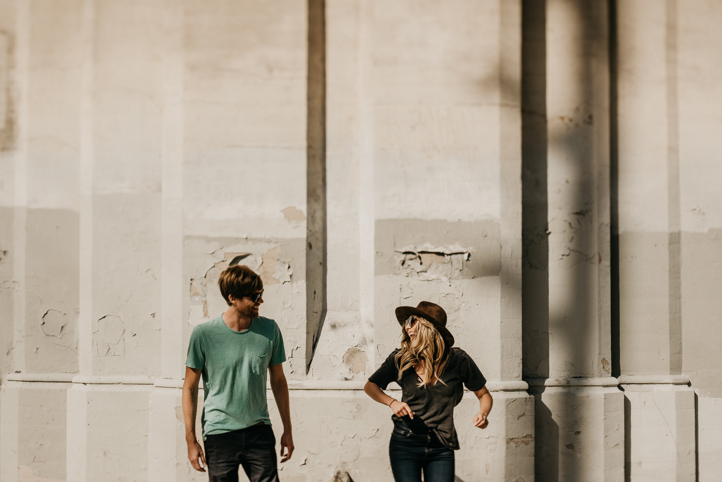 © Isaiah + Taylor Photography -Downtown Los Angeles Arts District Laid-back engagement session - Los Angeles Wedding Photographer-005.jpg