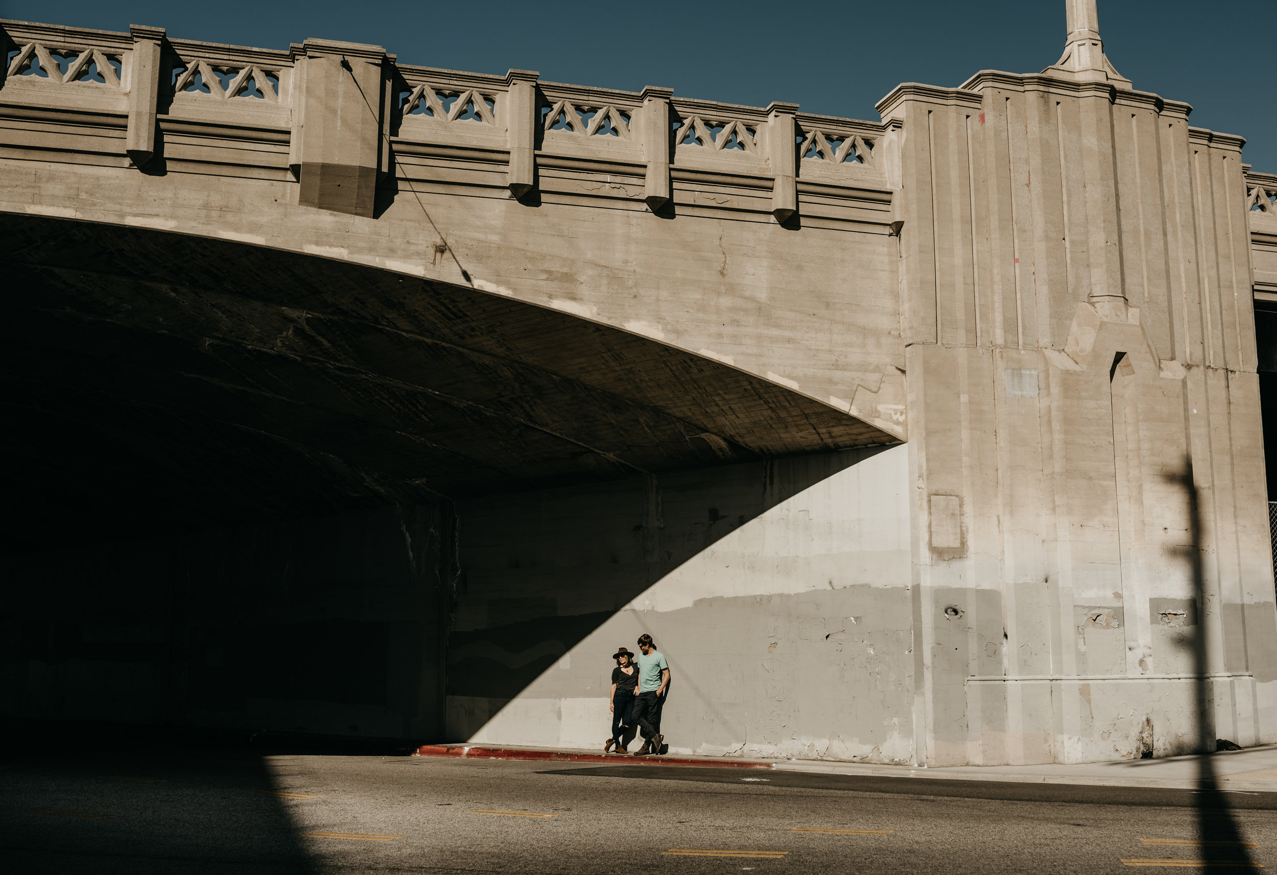 © Isaiah + Taylor Photography -Downtown Los Angeles Arts District Laid-back engagement session - Los Angeles Wedding Photographer-012.jpg