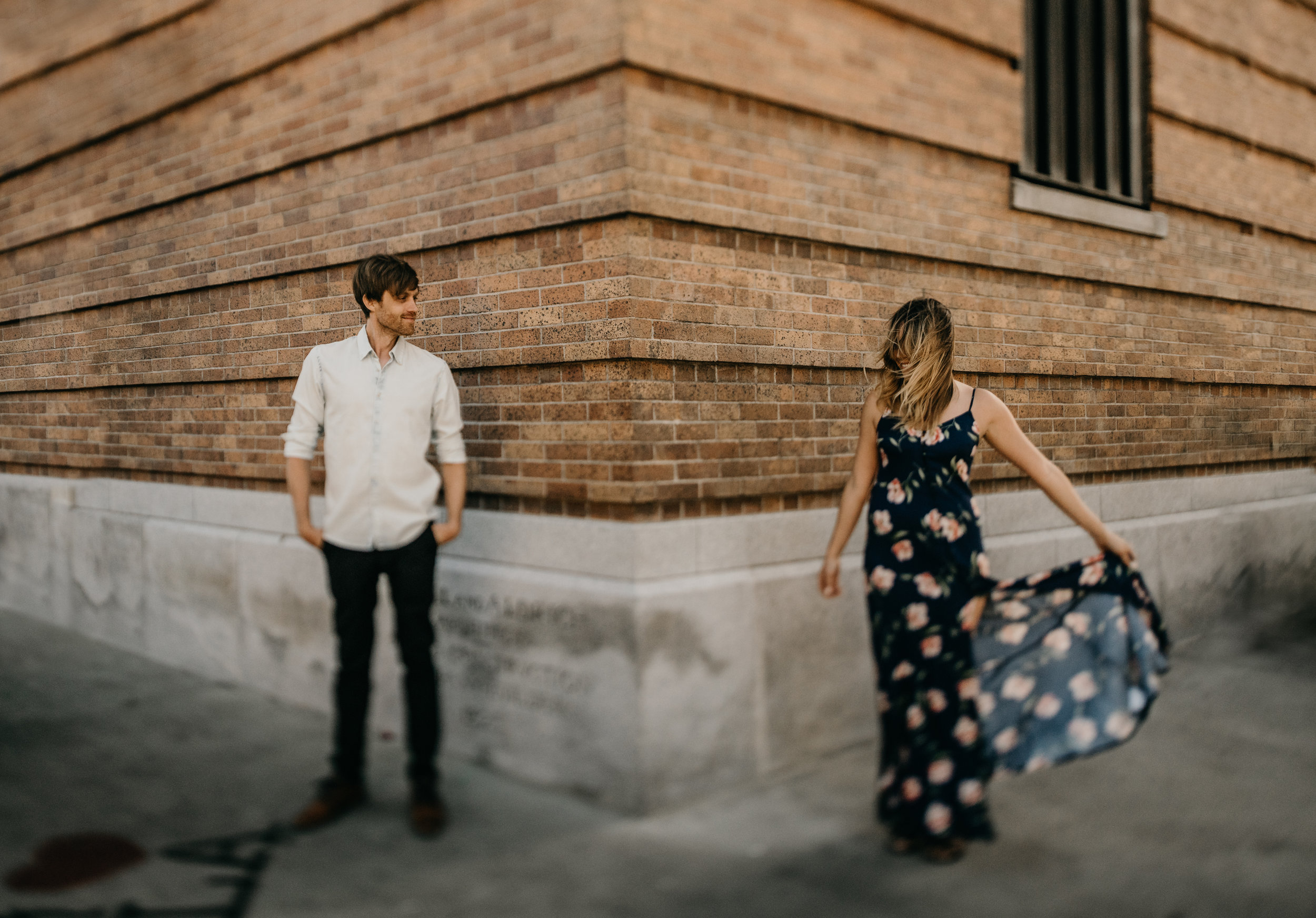 © Isaiah + Taylor Photography -Downtown Los Angeles Arts District Laid-back engagement session - Los Angeles Wedding Photographer-049.jpg