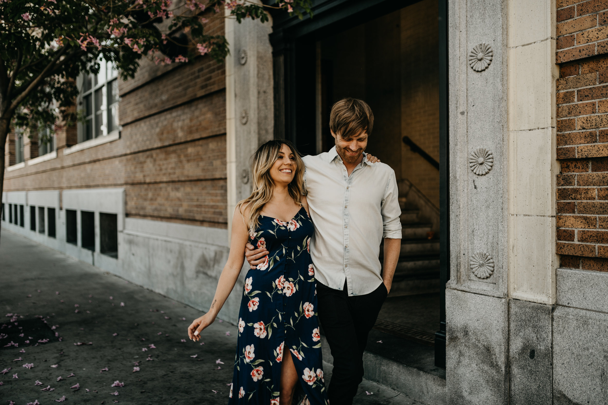 © Isaiah + Taylor Photography -Downtown Los Angeles Arts District Laid-back engagement session - Los Angeles Wedding Photographer-055.jpg