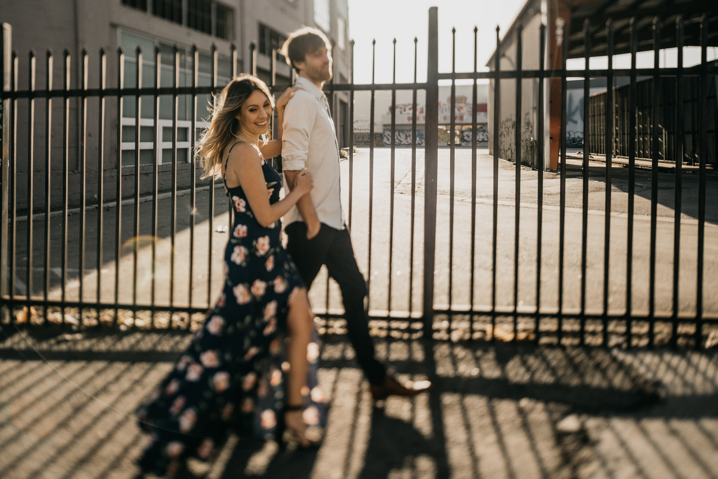 © Isaiah + Taylor Photography -Downtown Los Angeles Arts District Laid-back engagement session - Los Angeles Wedding Photographer-057.jpg