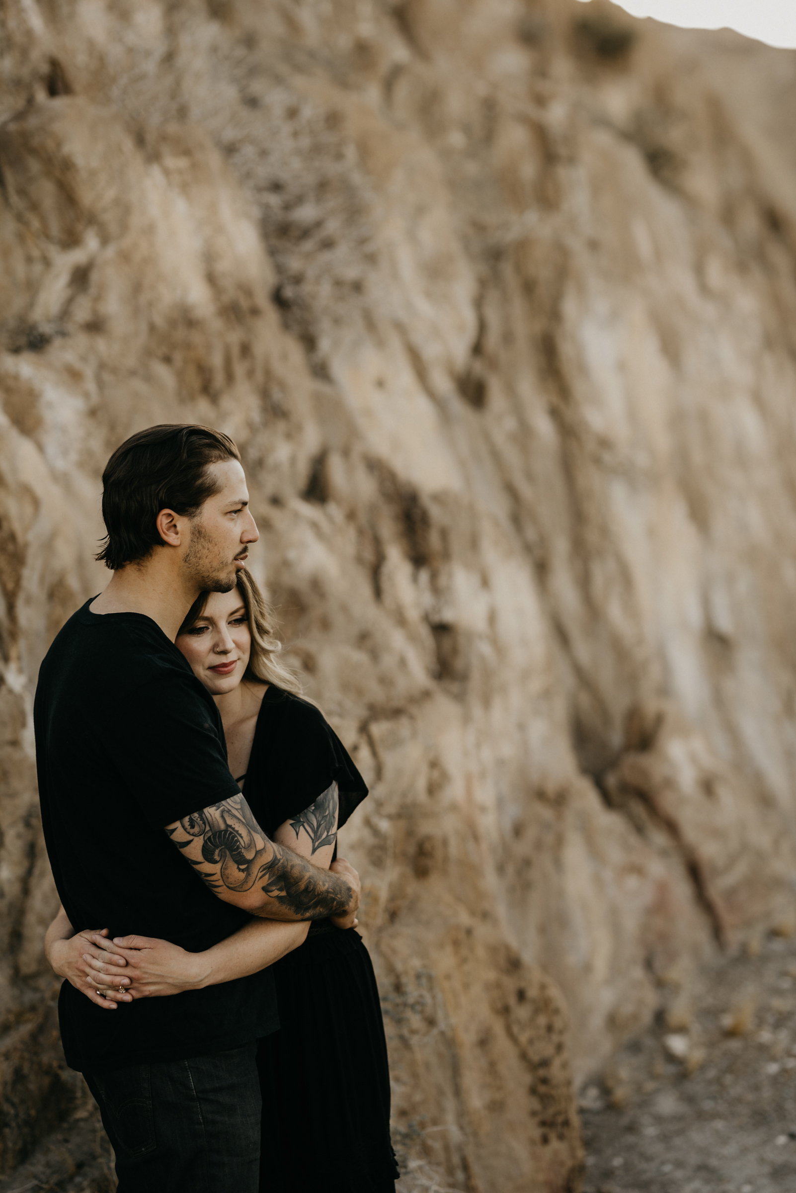 © Isaiah + Taylor Photography - Palm Springs Wedding Photographer - Laid Back Engagement-010.jpg
