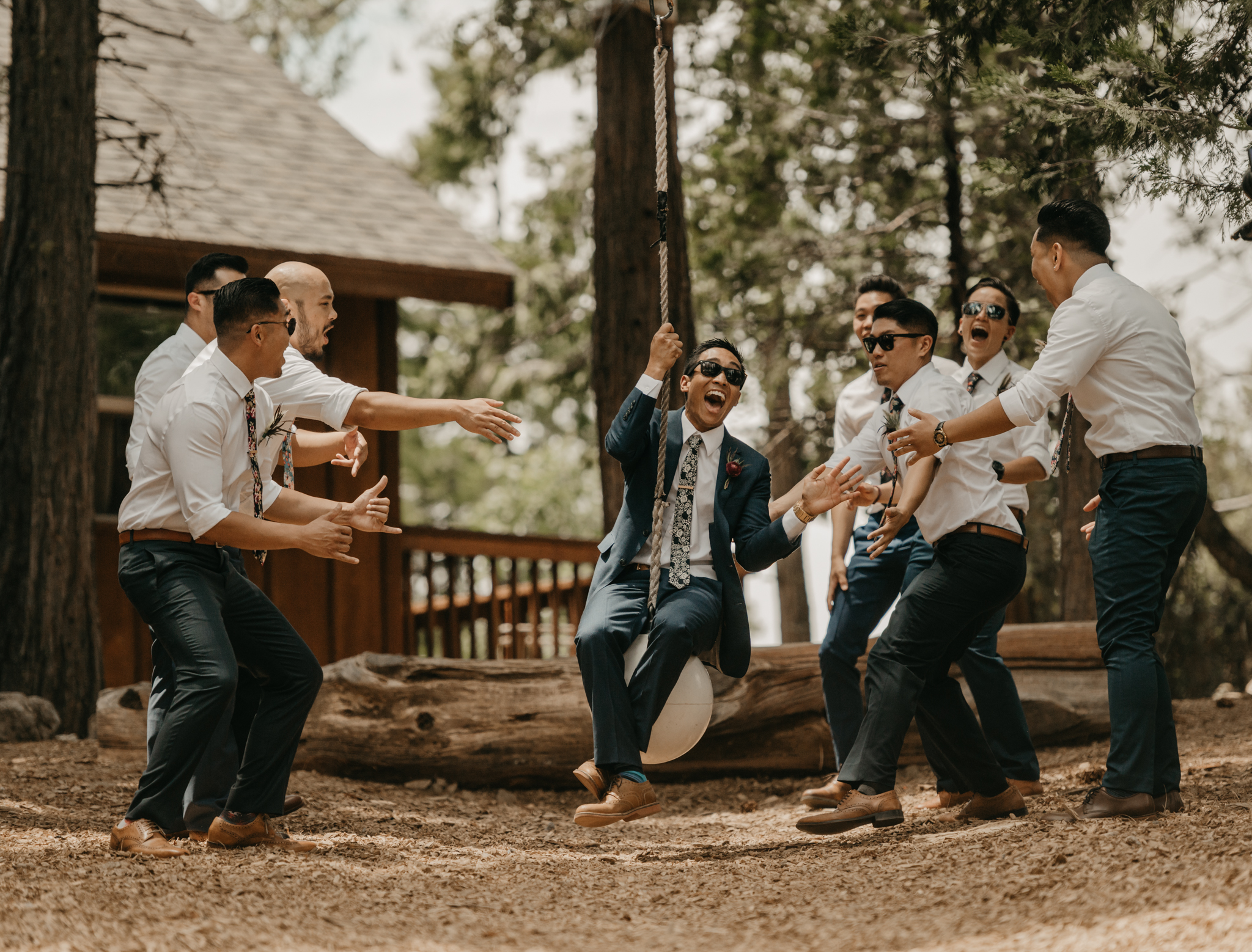 © Isaiah + Taylor Photography - Evergreen Lodge Destination Yoesmite Wedding - Los Angeles Wedding Photographer-058.jpg