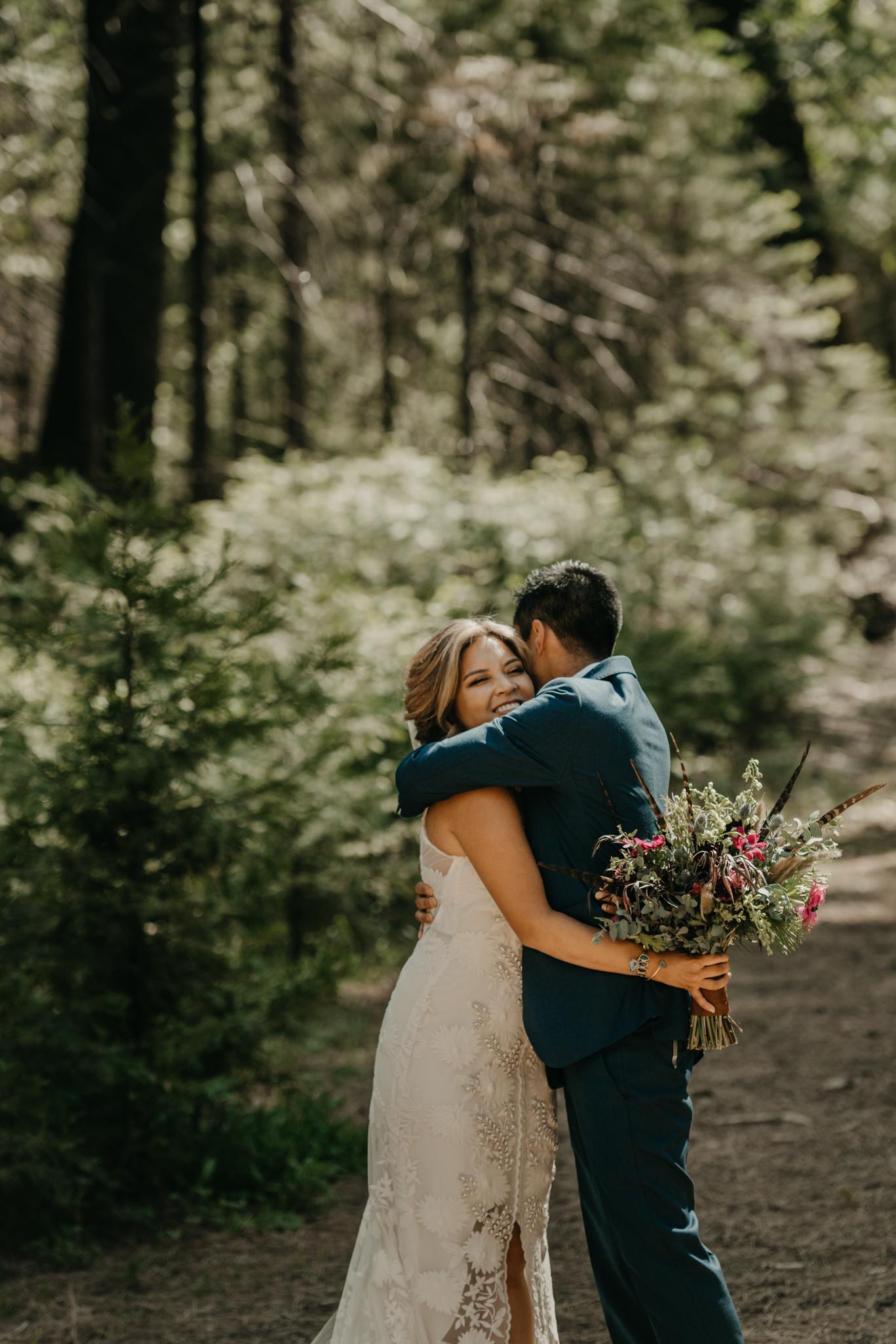 © Isaiah + Taylor Photography - Evergreen Lodge Destination Yoesmite Wedding - Los Angeles Wedding Photographer-126.jpg