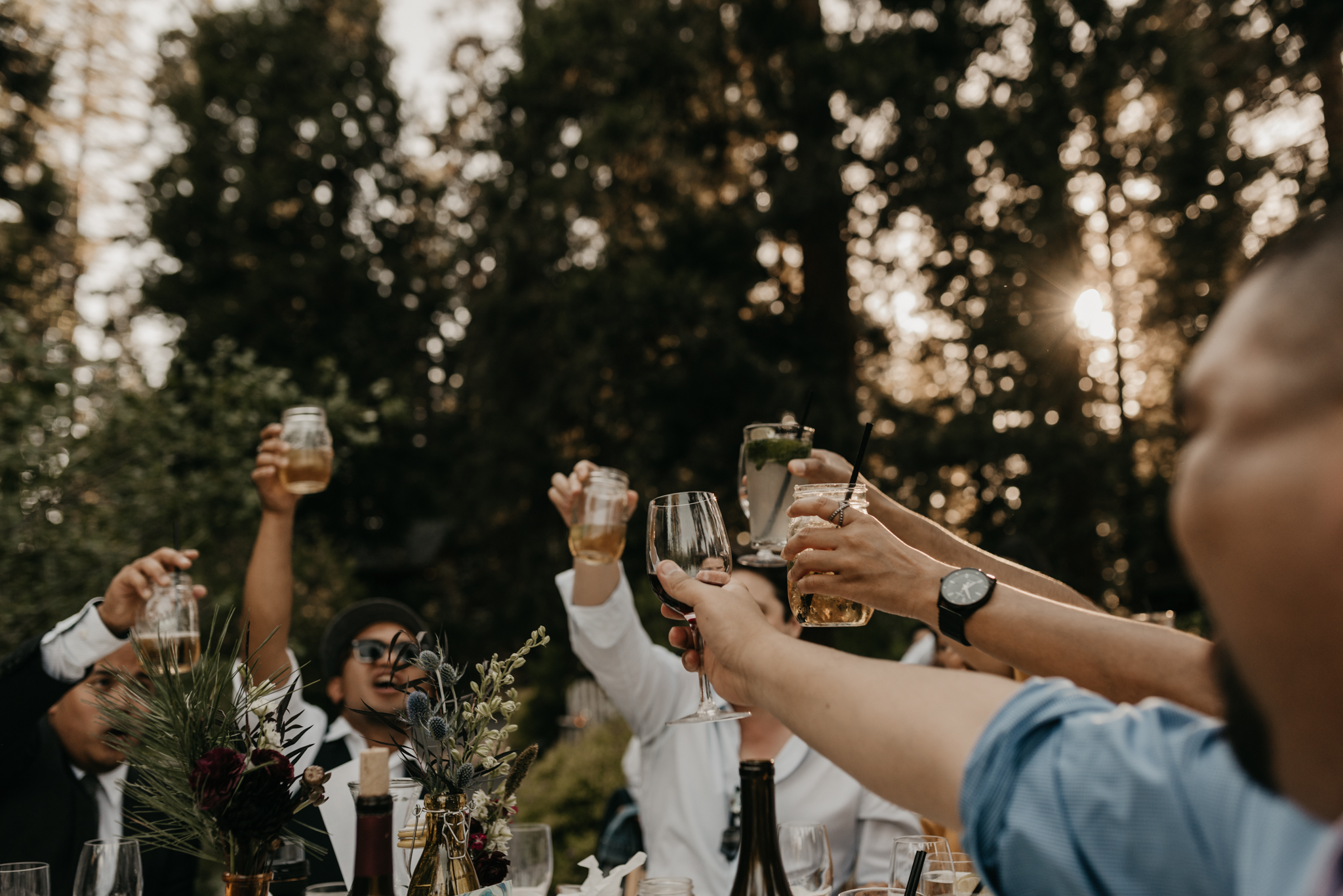 © Isaiah + Taylor Photography - Evergreen Lodge Destination Yoesmite Wedding - Los Angeles Wedding Photographer-180.jpg