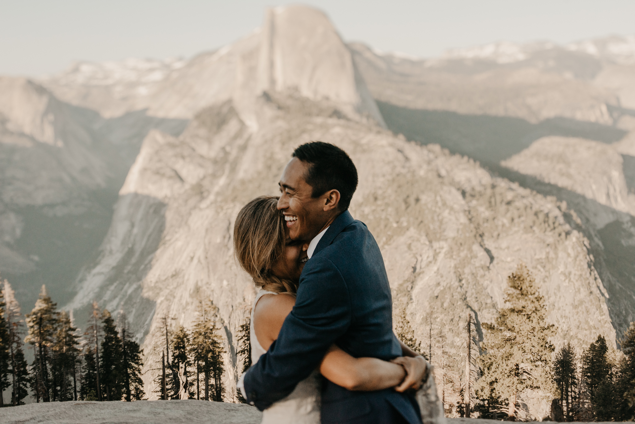 © Isaiah + Taylor Photography - Yosemite Nationanl Park Elopement Photographer - Evergreen Lodge Wedding-020.jpg