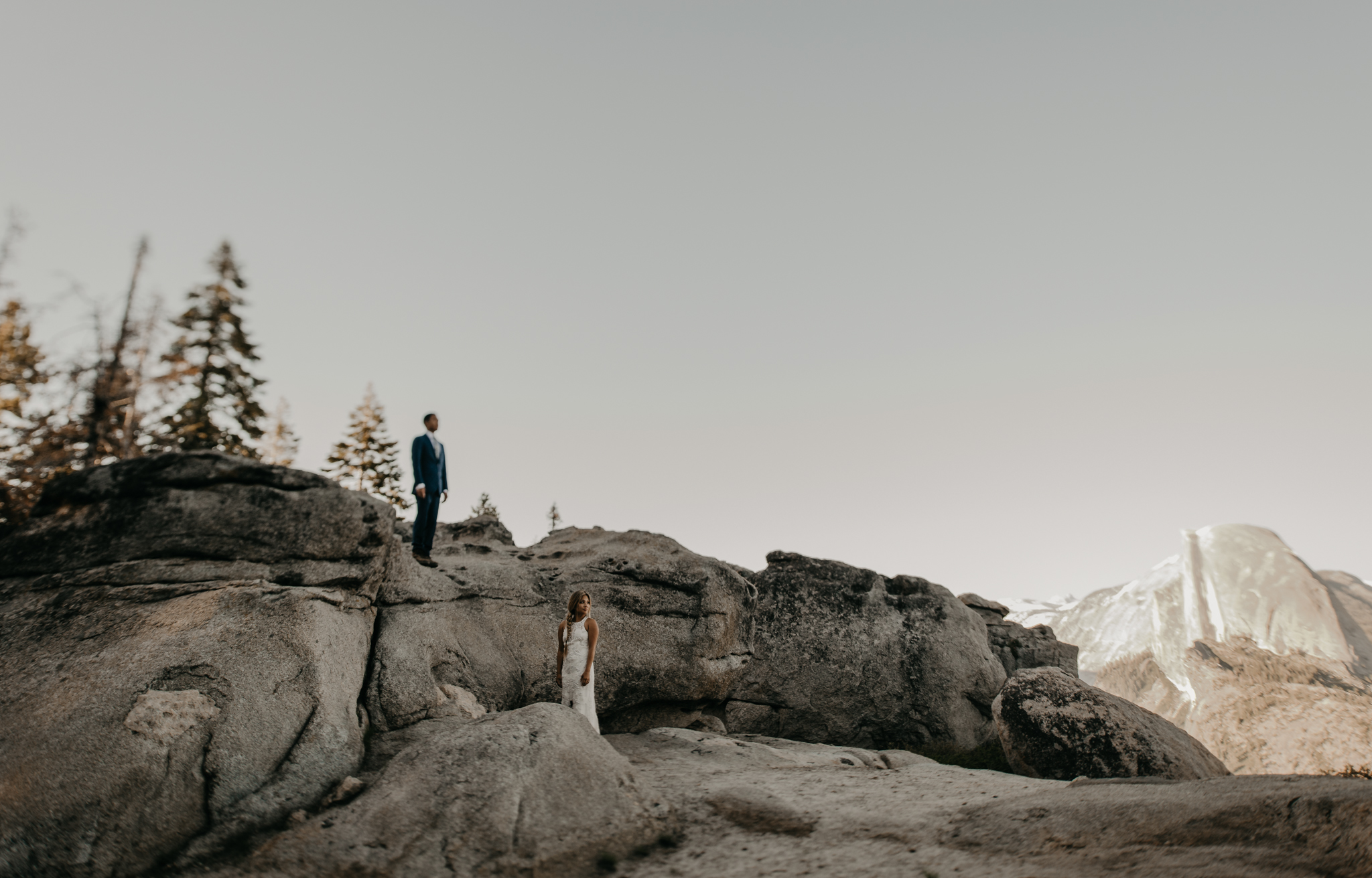 © Isaiah + Taylor Photography - Yosemite Nationanl Park Elopement Photographer - Evergreen Lodge Wedding-028.jpg