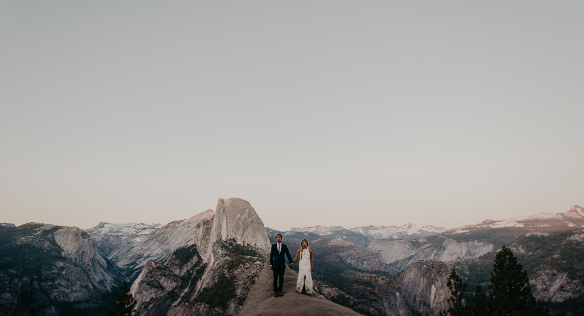 © Isaiah + Taylor Photography - Yosemite Nationanl Park Elopement Photographer - Evergreen Lodge Wedding-068.jpg