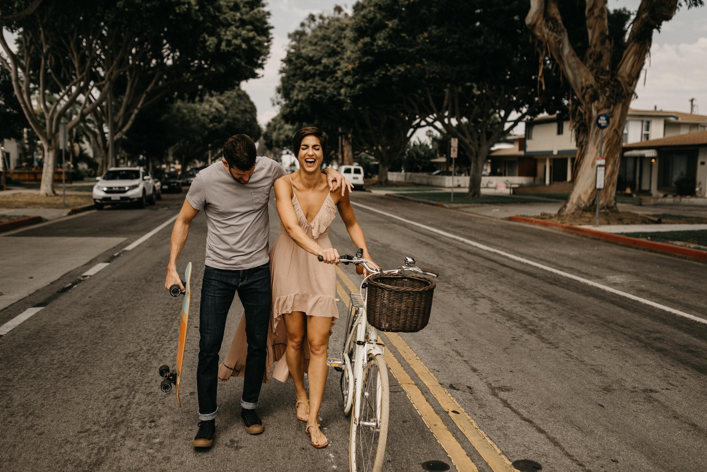 Isaiah + Taylor Photography - Venice Beach & Santa Monica Engagement Session, Los Angeles Wedding Photographer-015.jpg