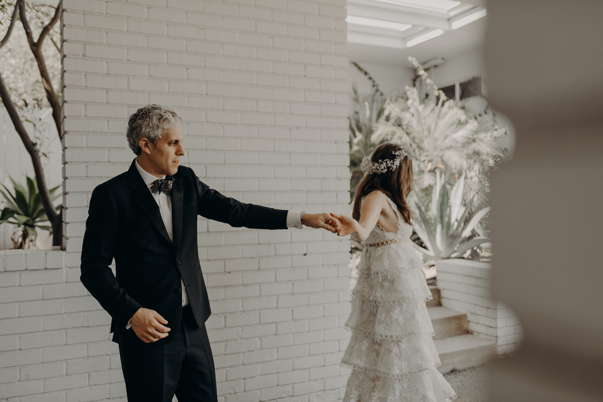 Isaiah + Taylor Photography - Private Estate Backyard Wedding - Beverly Hills - Los Angeles Wedding Photographer - 34.jpg