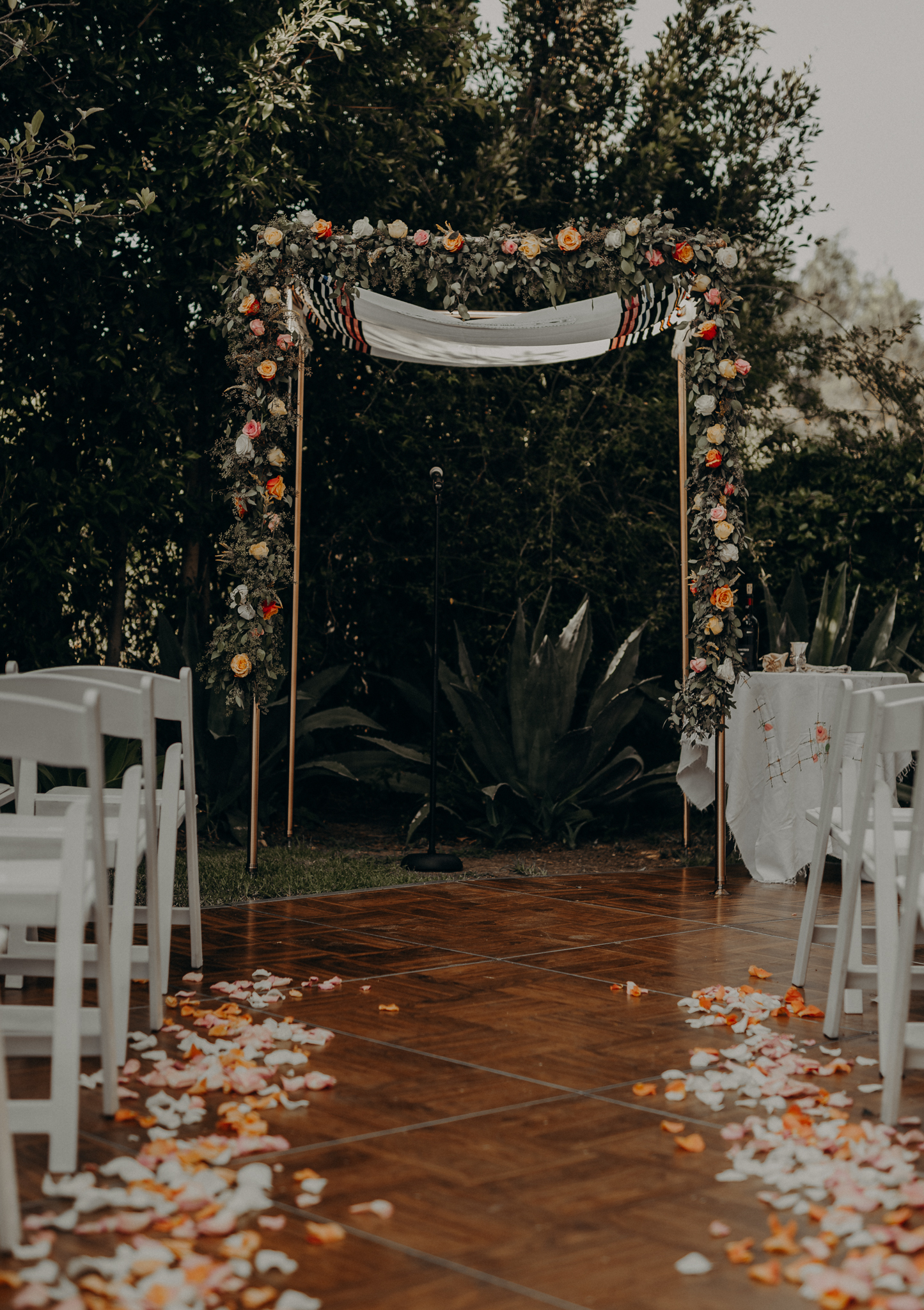 Isaiah + Taylor Photography - Private Estate Backyard Wedding - Beverly Hills - Los Angeles Wedding Photographer - 64.jpg