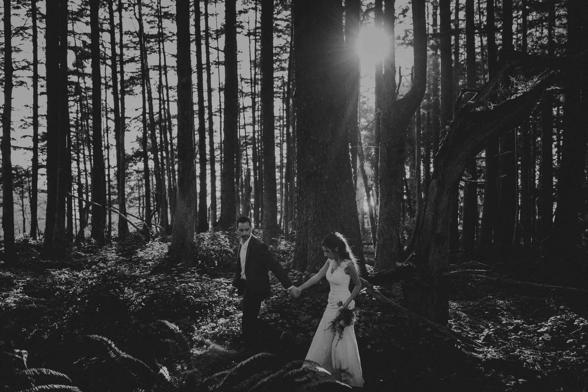 Isaiah + Taylor Photography - Cape Flattery Elopement, Olympia National Forest Wedding Photographer-105.jpg