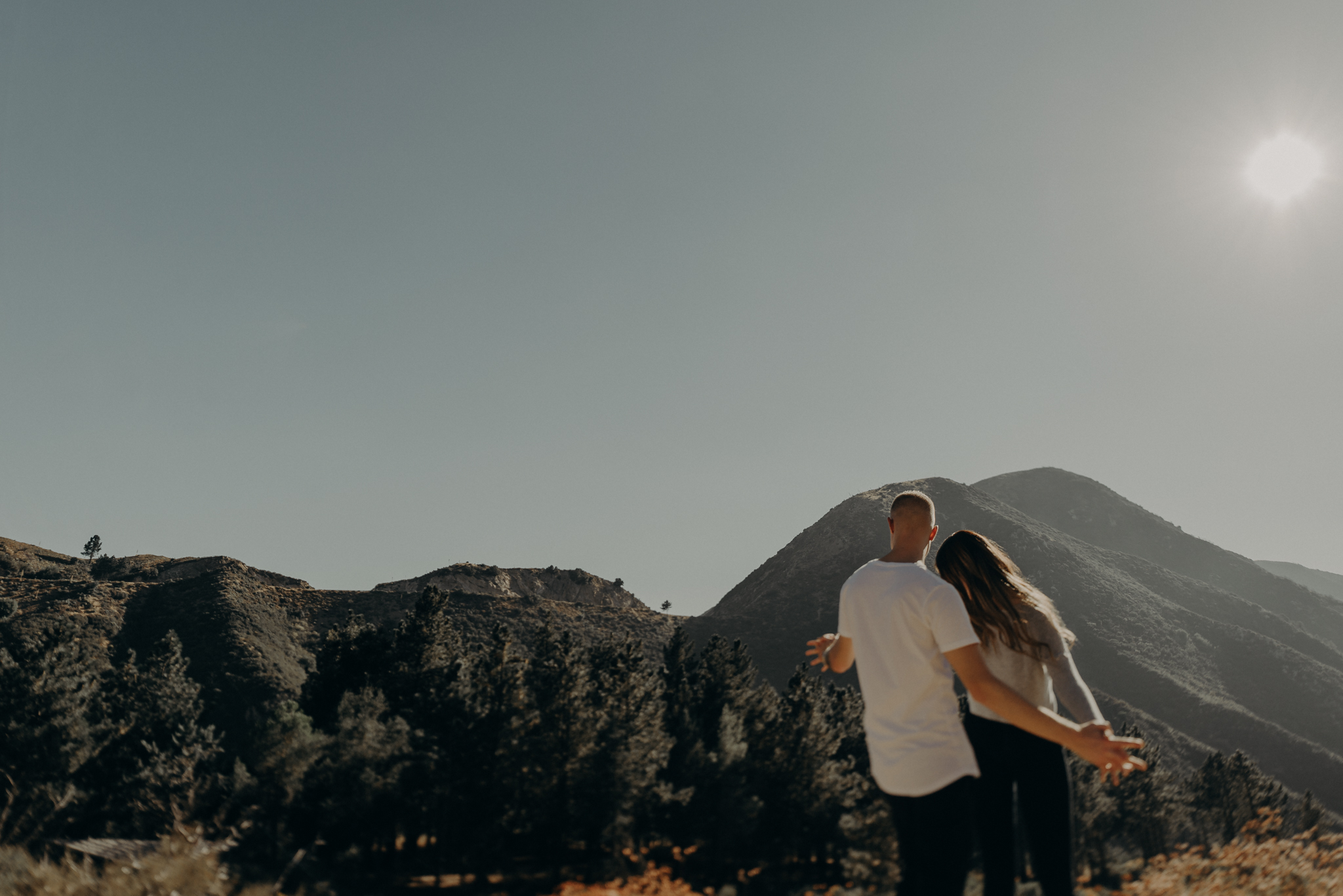 Isaiah + Taylor Photography - Los Angeles Forest Engagement, Laid-back Wedding Photographer-002.jpg
