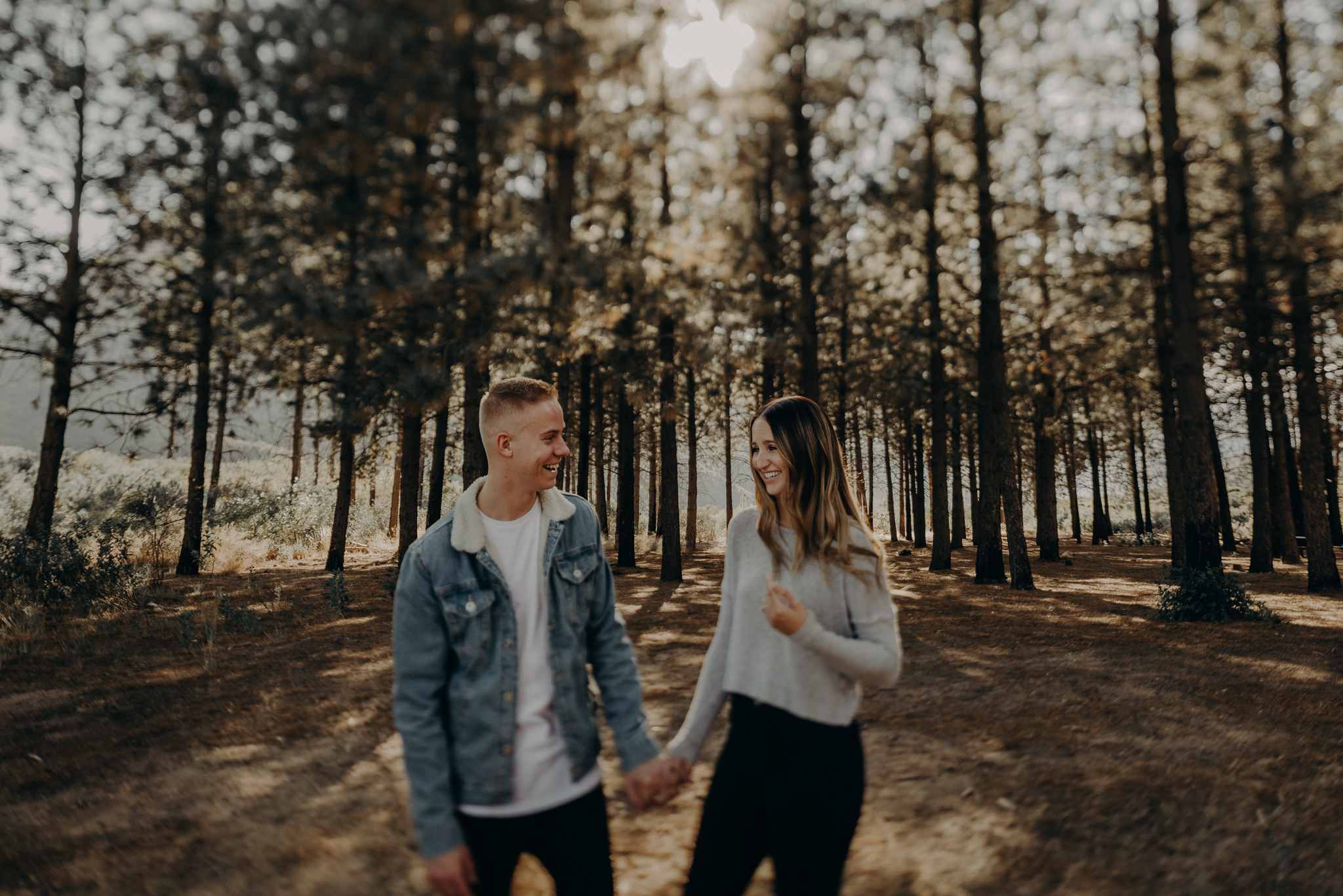 Isaiah + Taylor Photography - Los Angeles Forest Engagement, Laid-back Wedding Photographer-013.jpg