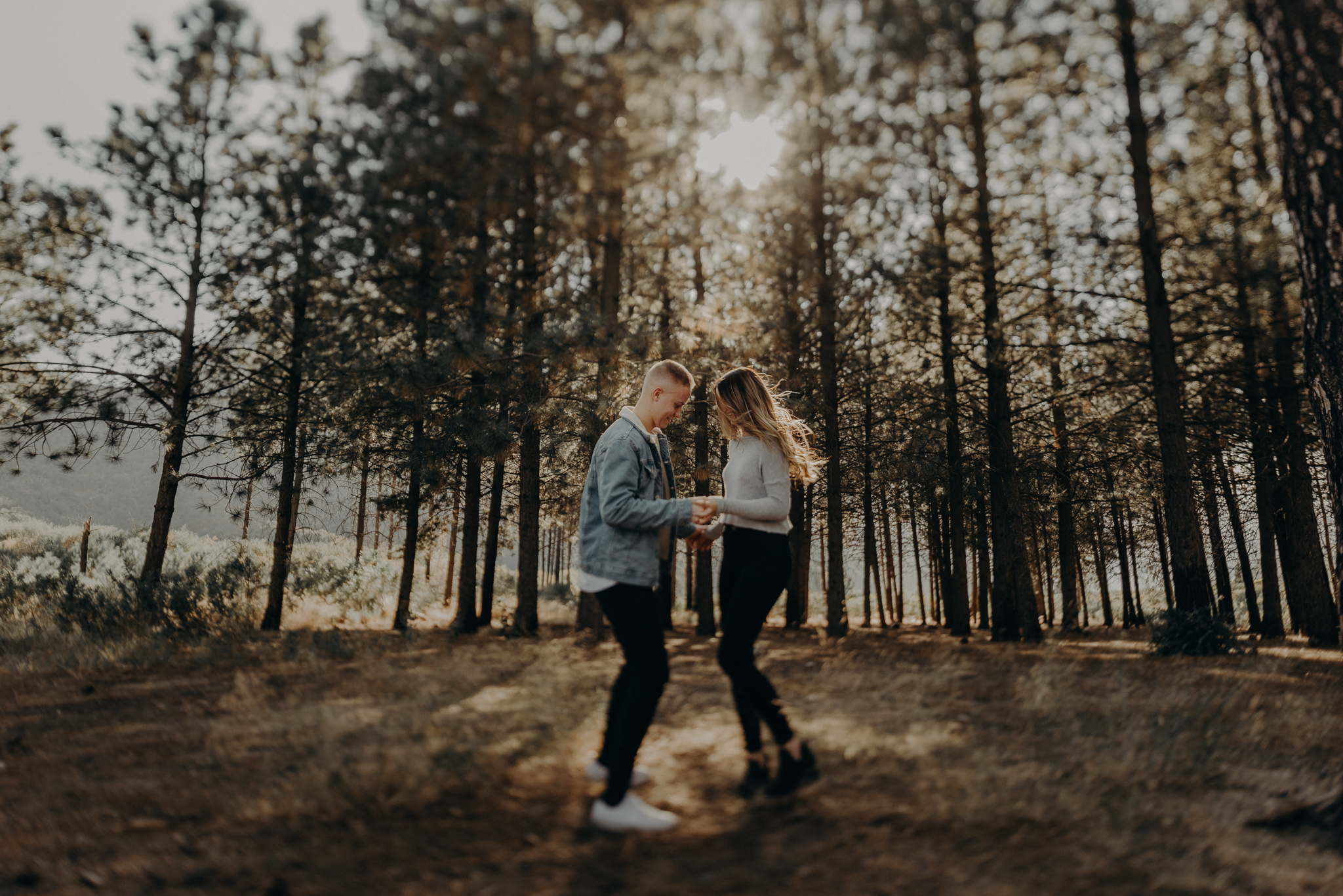 Isaiah + Taylor Photography - Los Angeles Forest Engagement, Laid-back Wedding Photographer-014.jpg