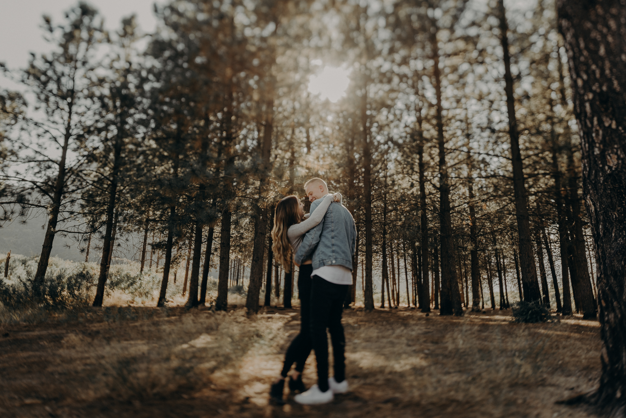 Isaiah + Taylor Photography - Los Angeles Forest Engagement, Laid-back Wedding Photographer-015.jpg